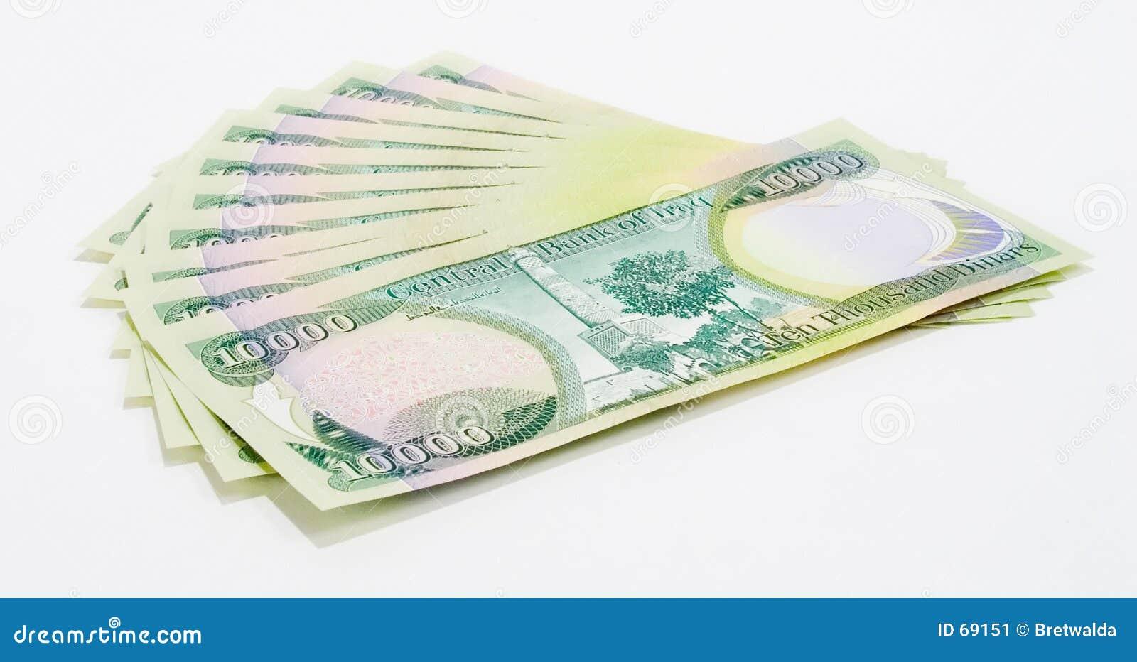 100K Dinars3 iraquiano