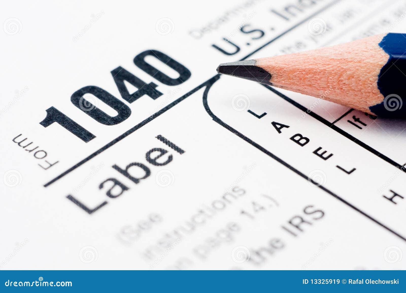 1040 formularzowy plombowanie podatek
