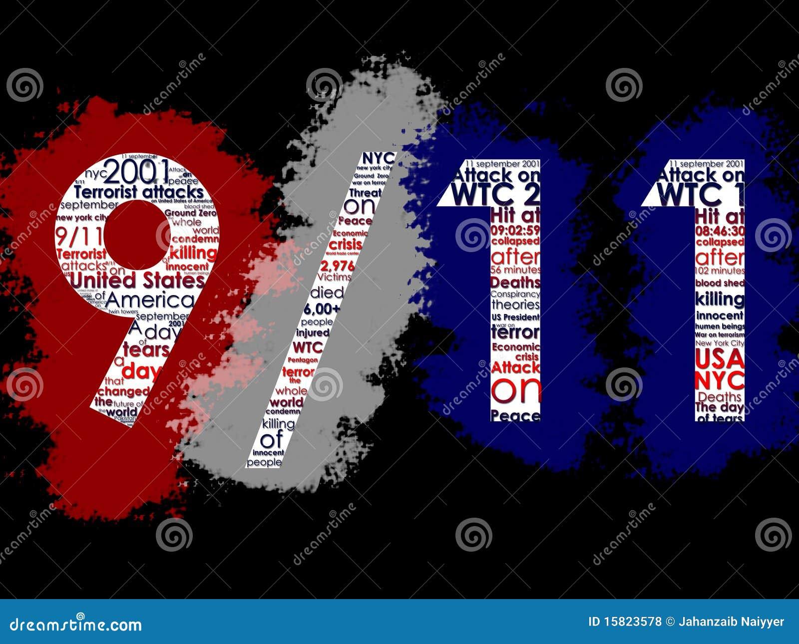 11 2001 -го сентябрь
