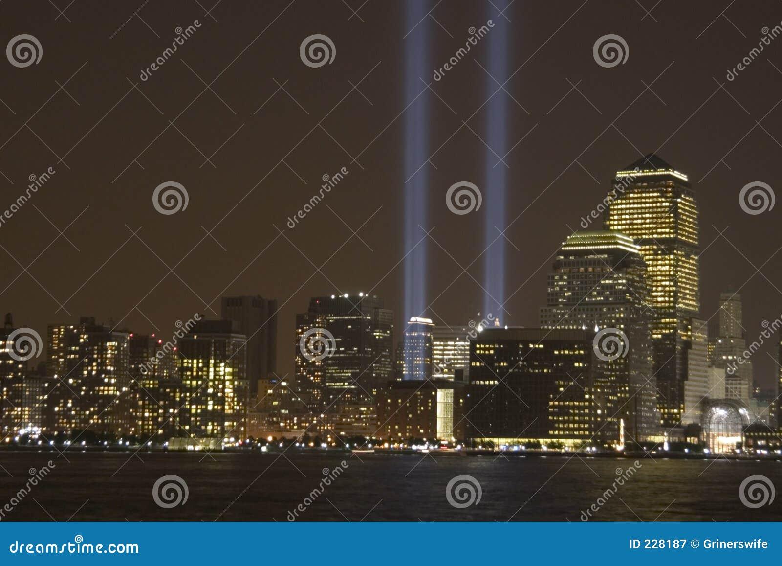 11th 2 minnesmärke september