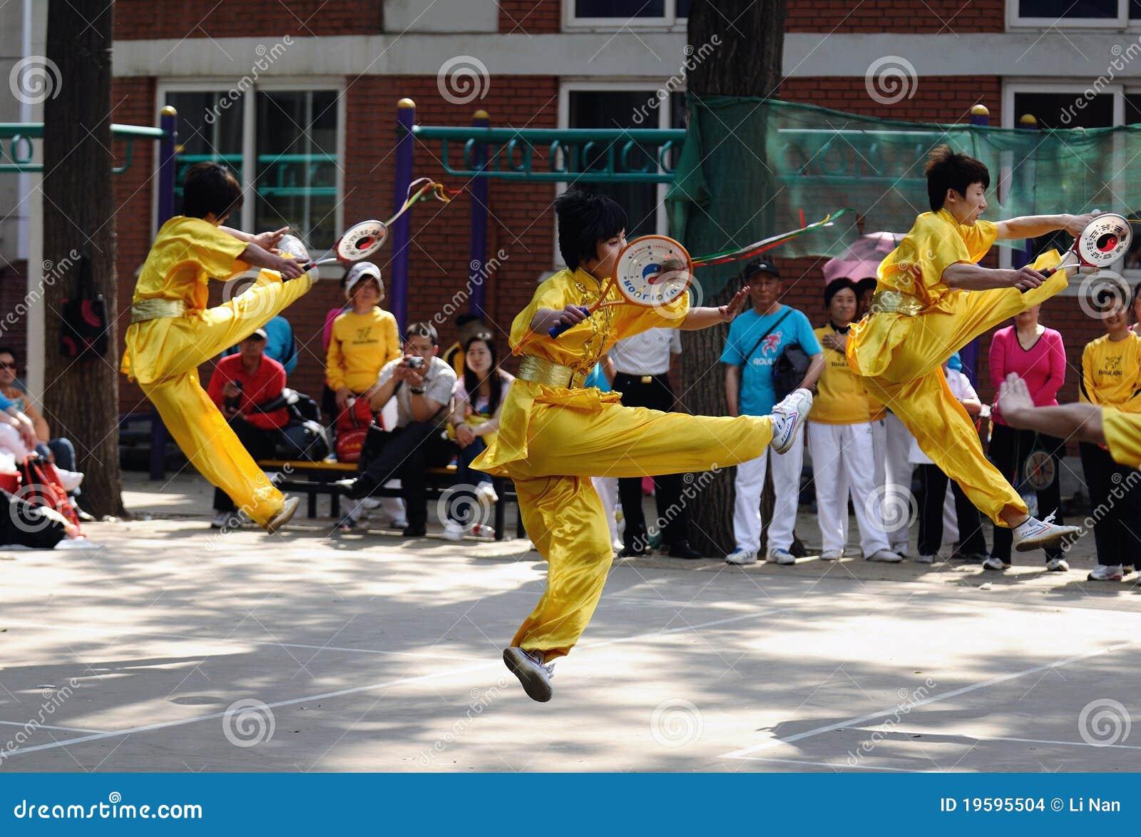 The 11th China Kongfu Taiji Ball (Rouliqiu) Games Editorial ...