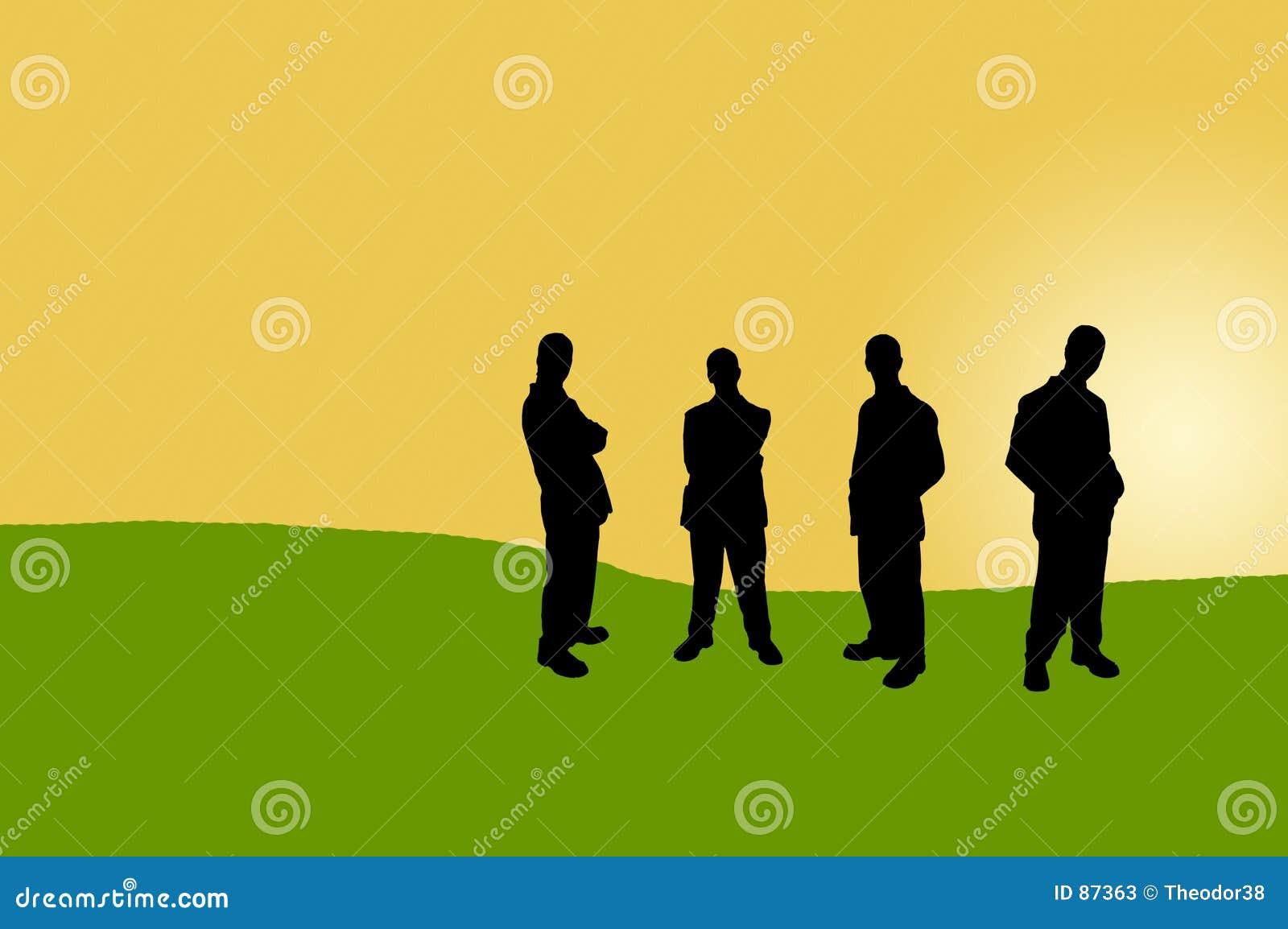12 σκιές επιχειρηματιών