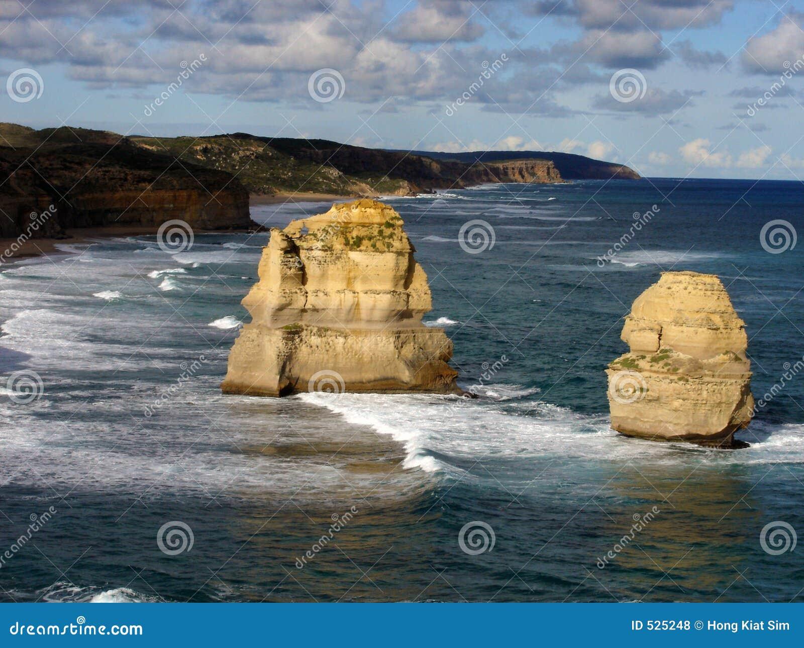 12 apôtre, route grande d océan