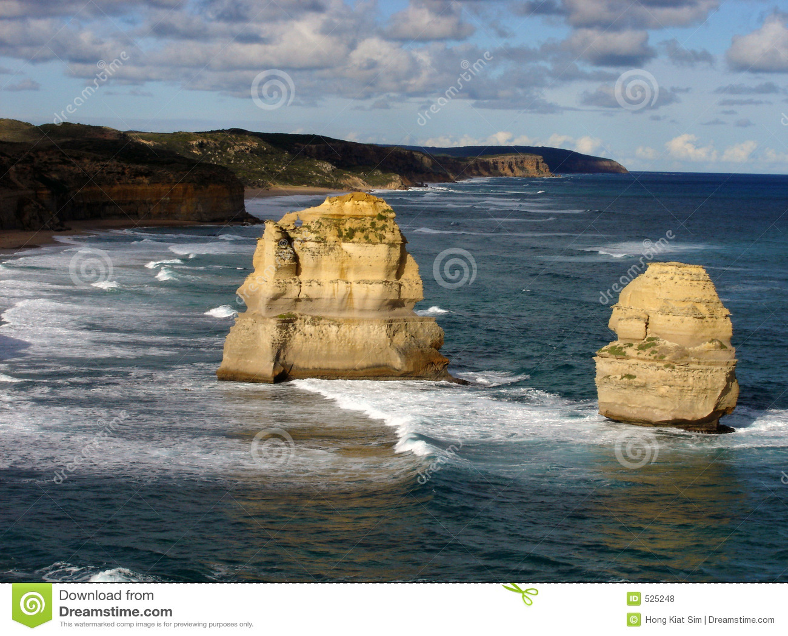 12 apostolo, grande strada dell oceano