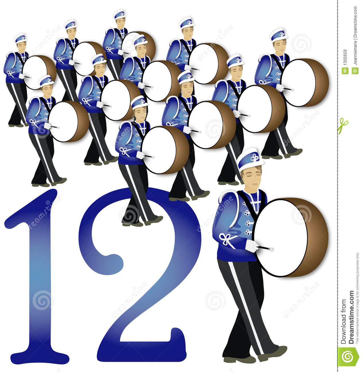 12 days of christmas 12 drummers drumming - When Are The Twelve Days Of Christmas