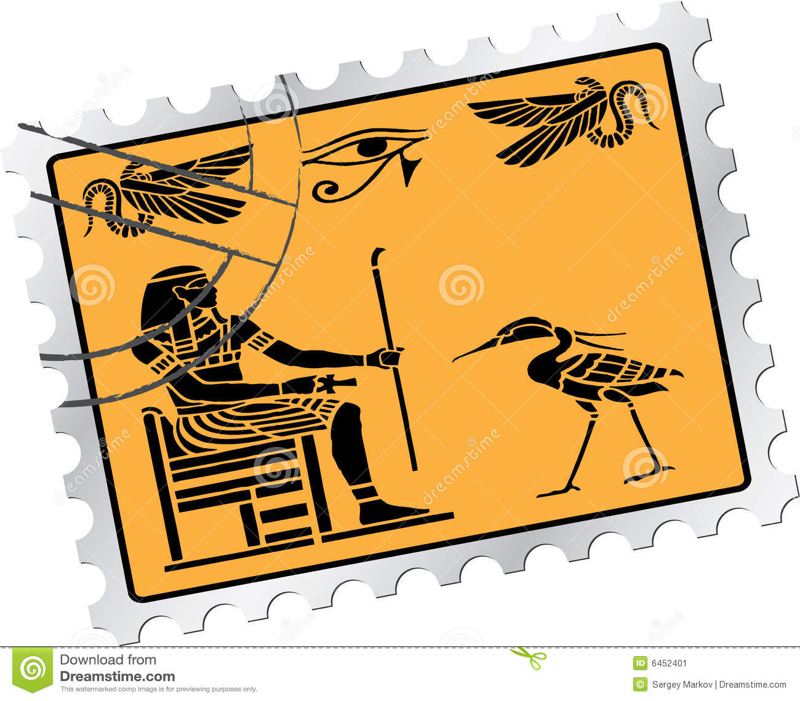 13 egipskie hieroglify