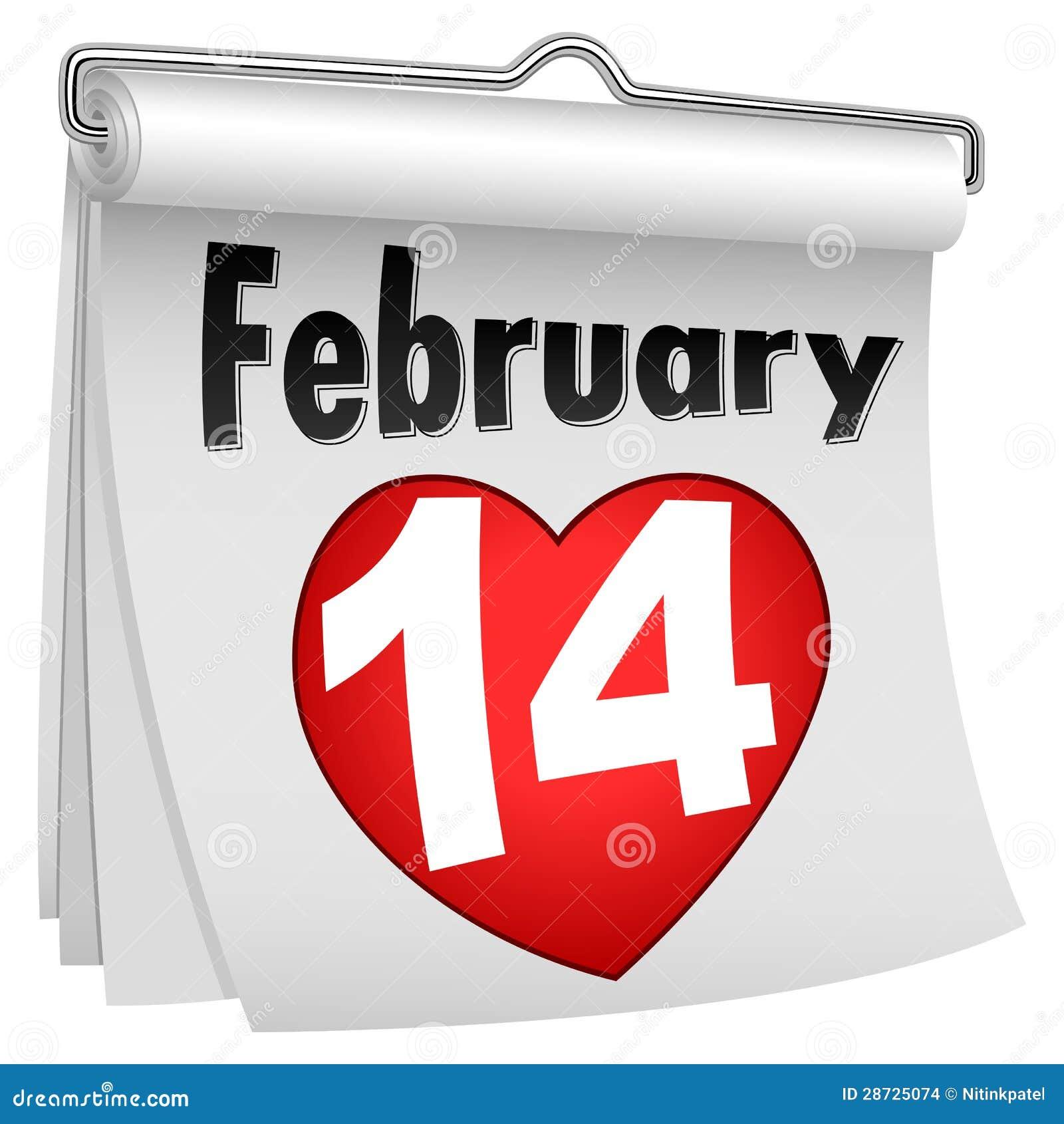 flip calendar template