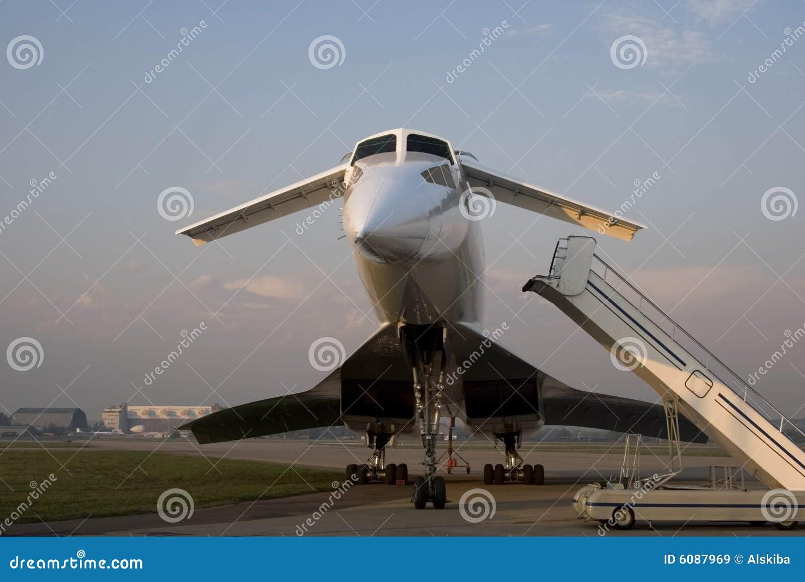 144个航空器喷气机超音速tu