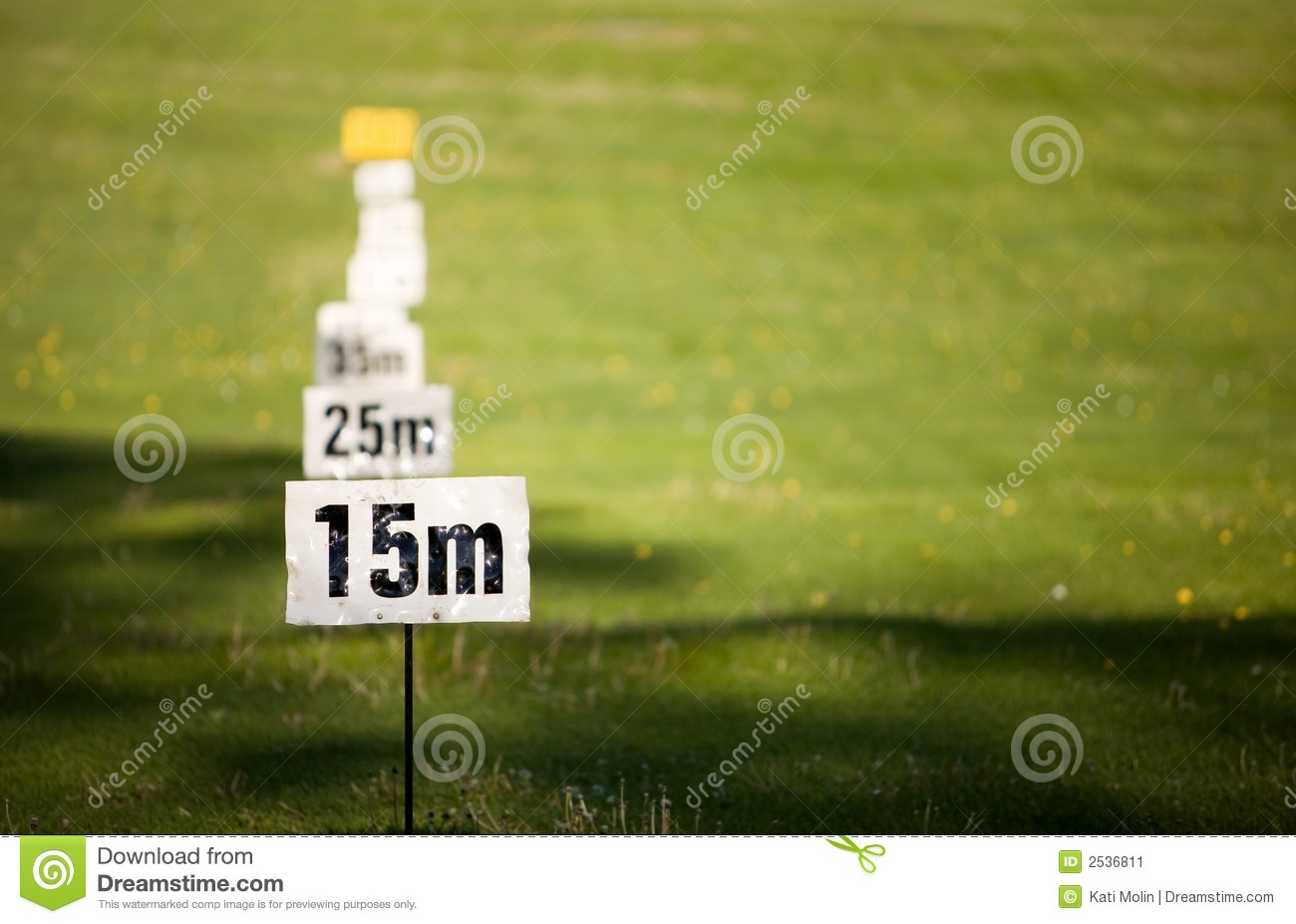 How Long Is A Meter : Meters stock image