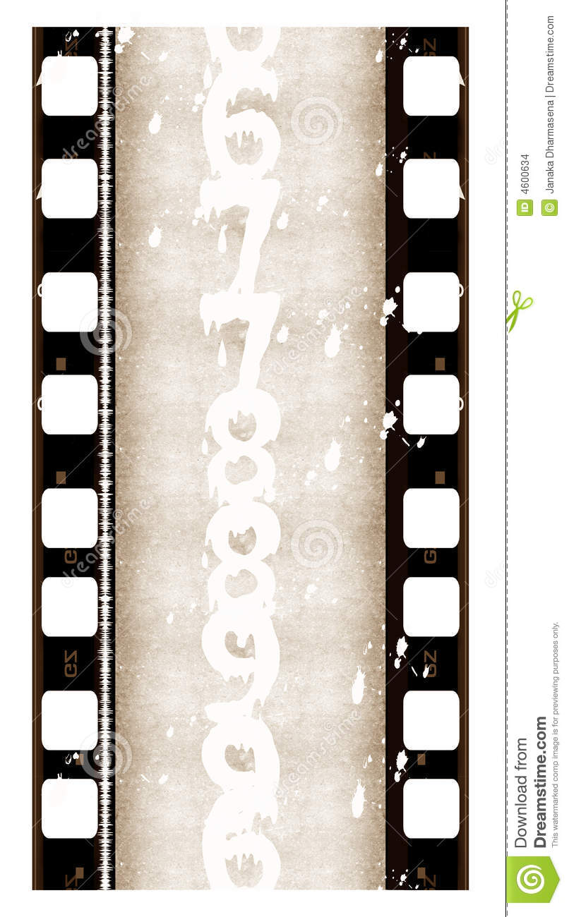16 mm film roll stock illustration  image of digital