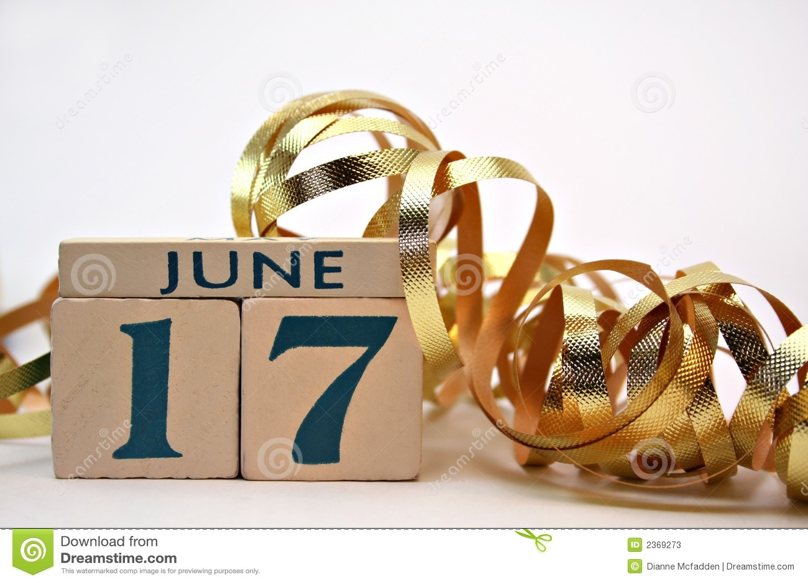17 dni ojciec June s