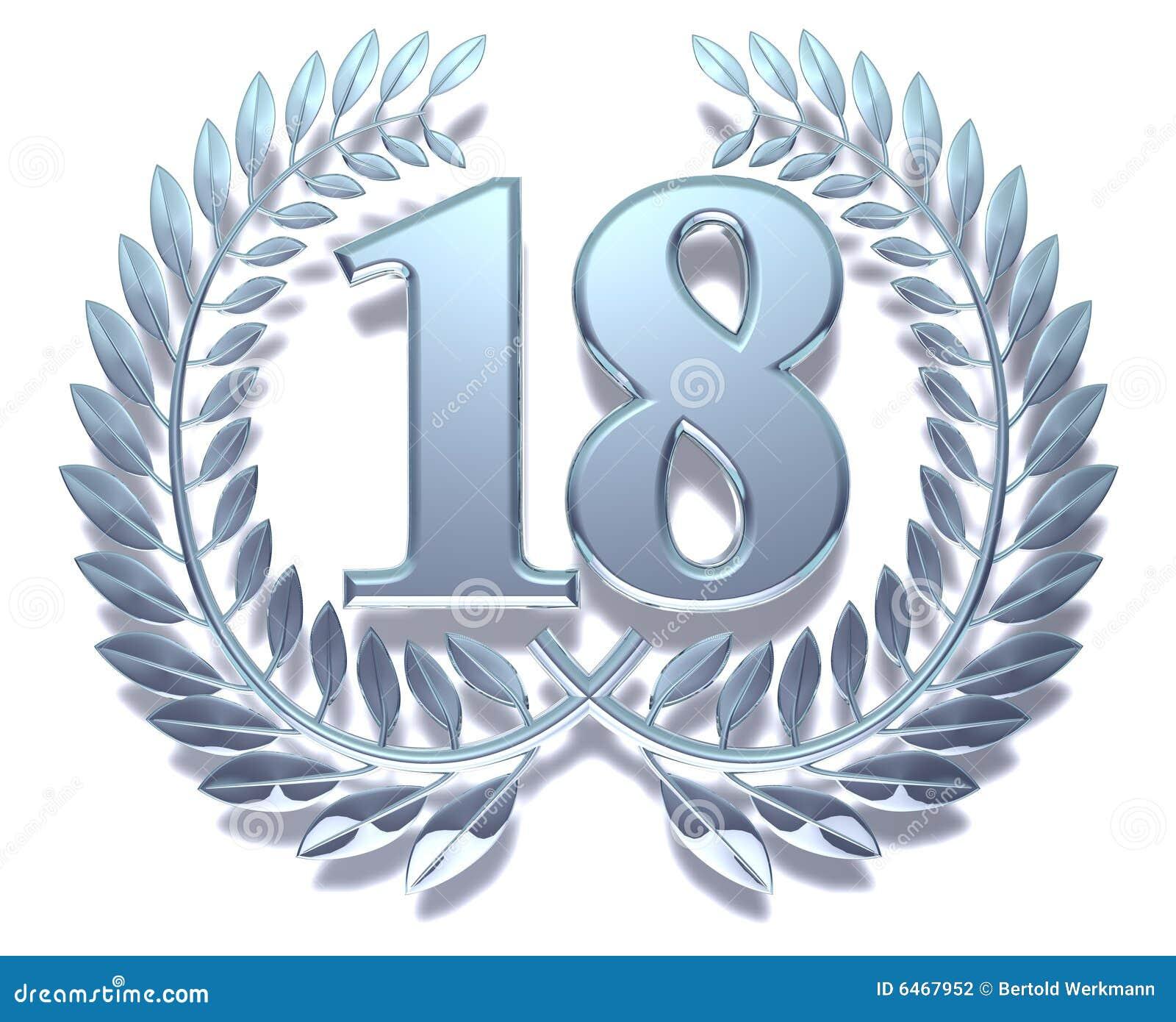 18 bobków wianek