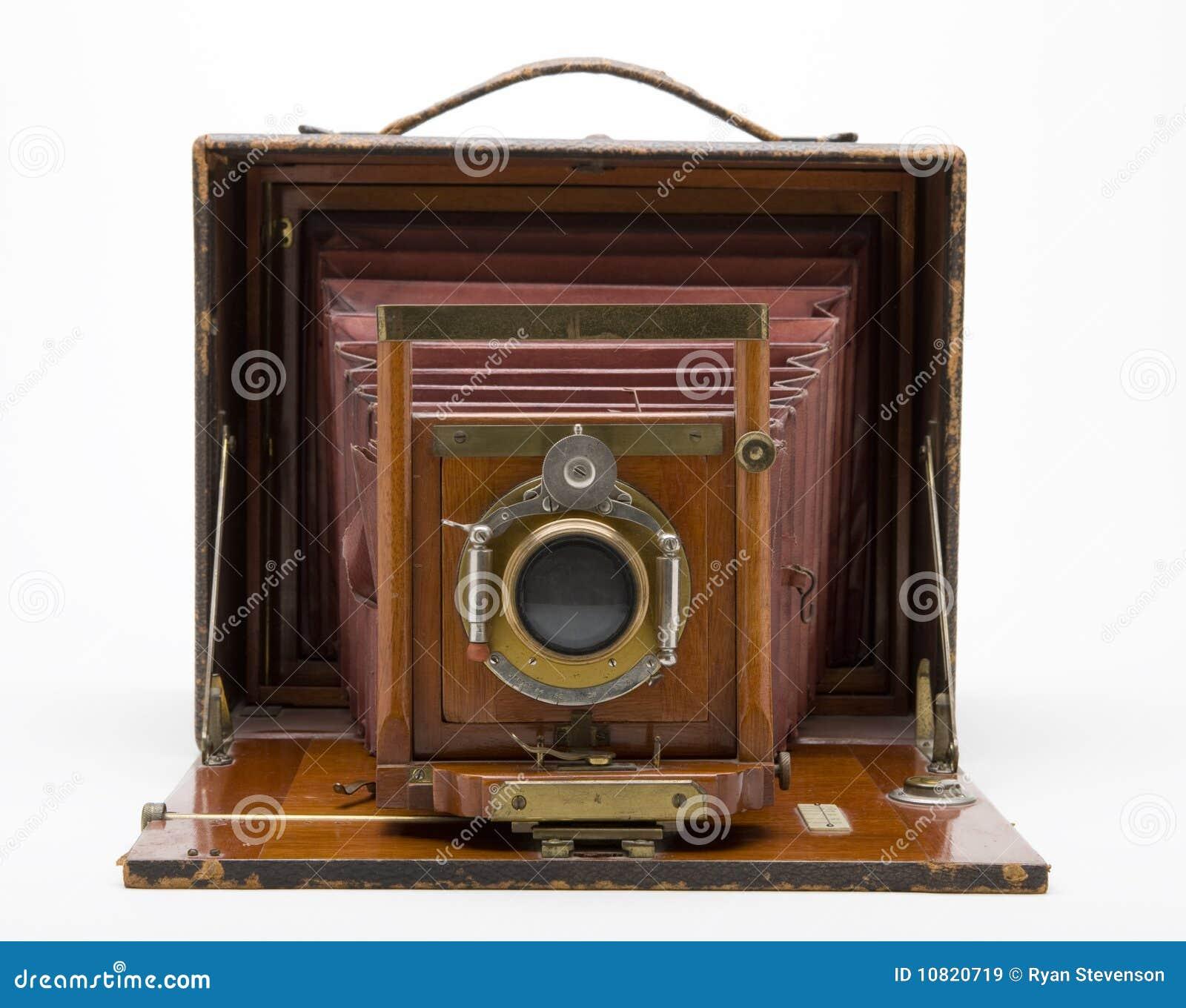 1890s Antique Camera