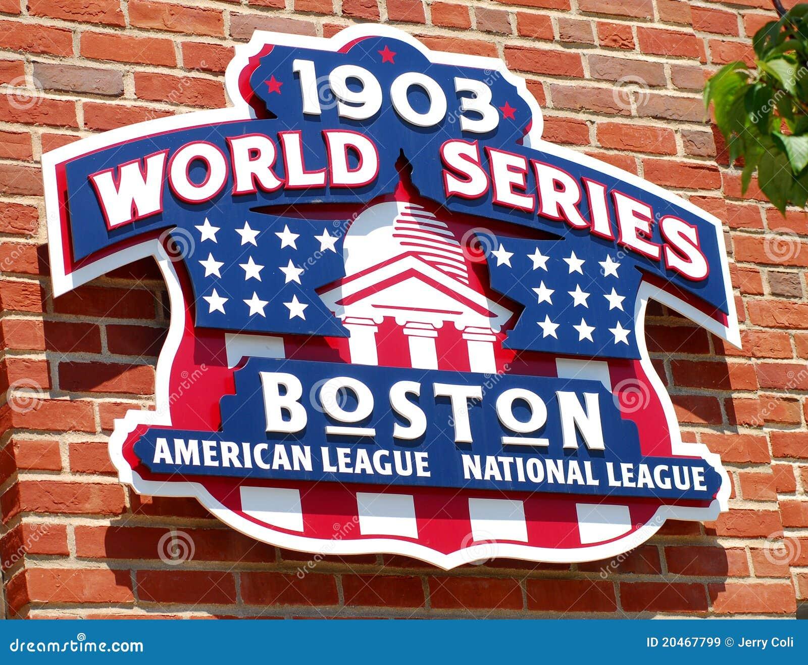 1903 World Series Champions