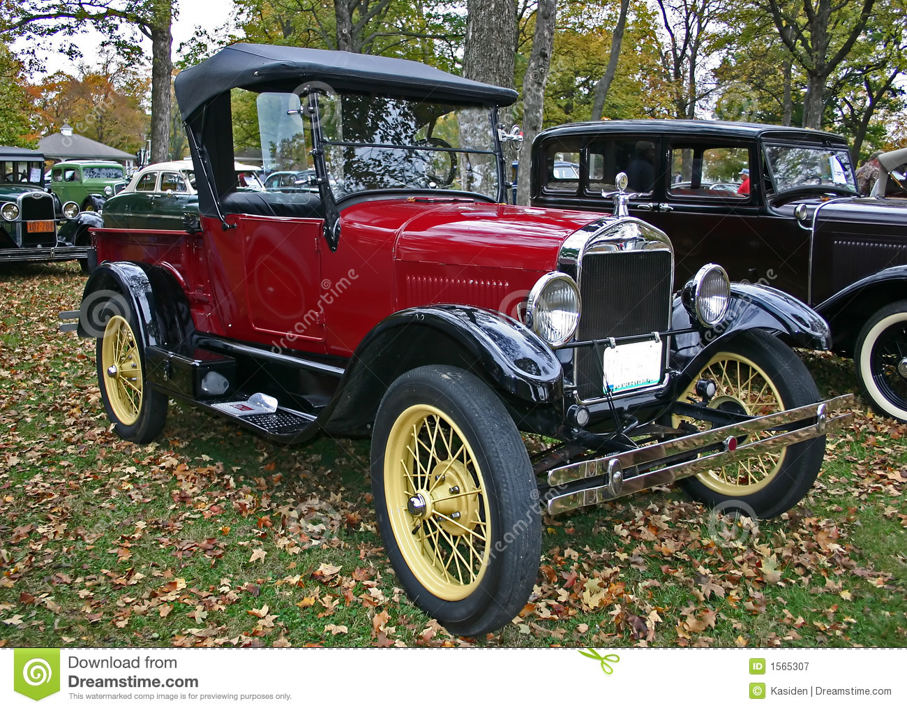 Pictures of Model T Ford Pickup