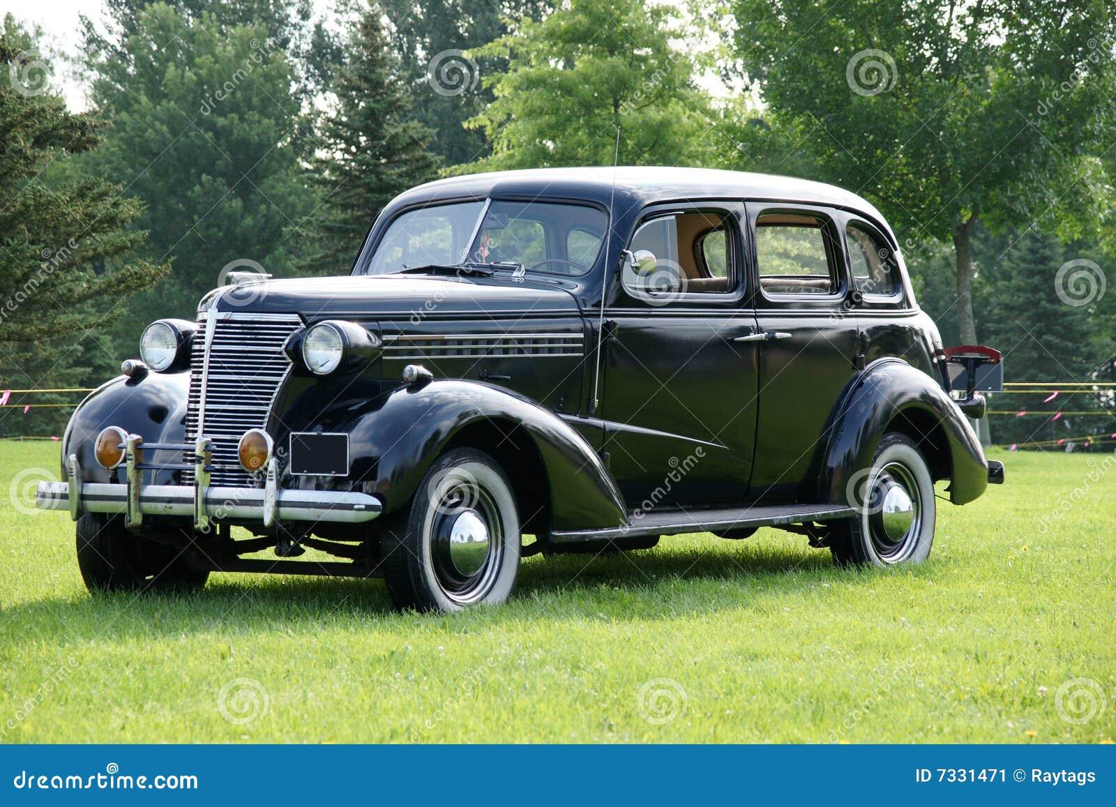 1938 chevrolet stock image image 7331471 for 1938 chevy 4 door