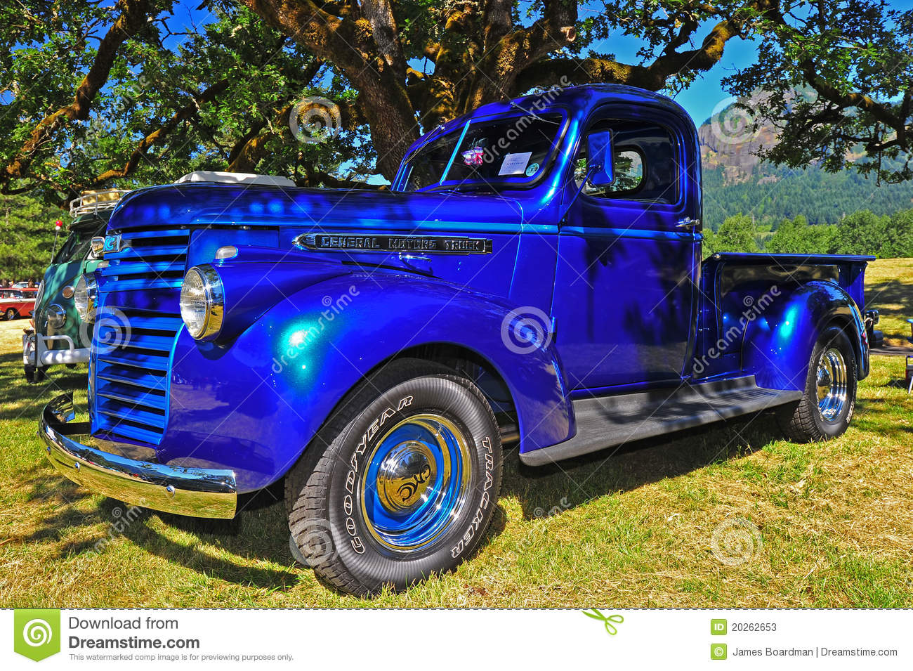 1946 General Motors Pickup Truck Editorial Stock Photo