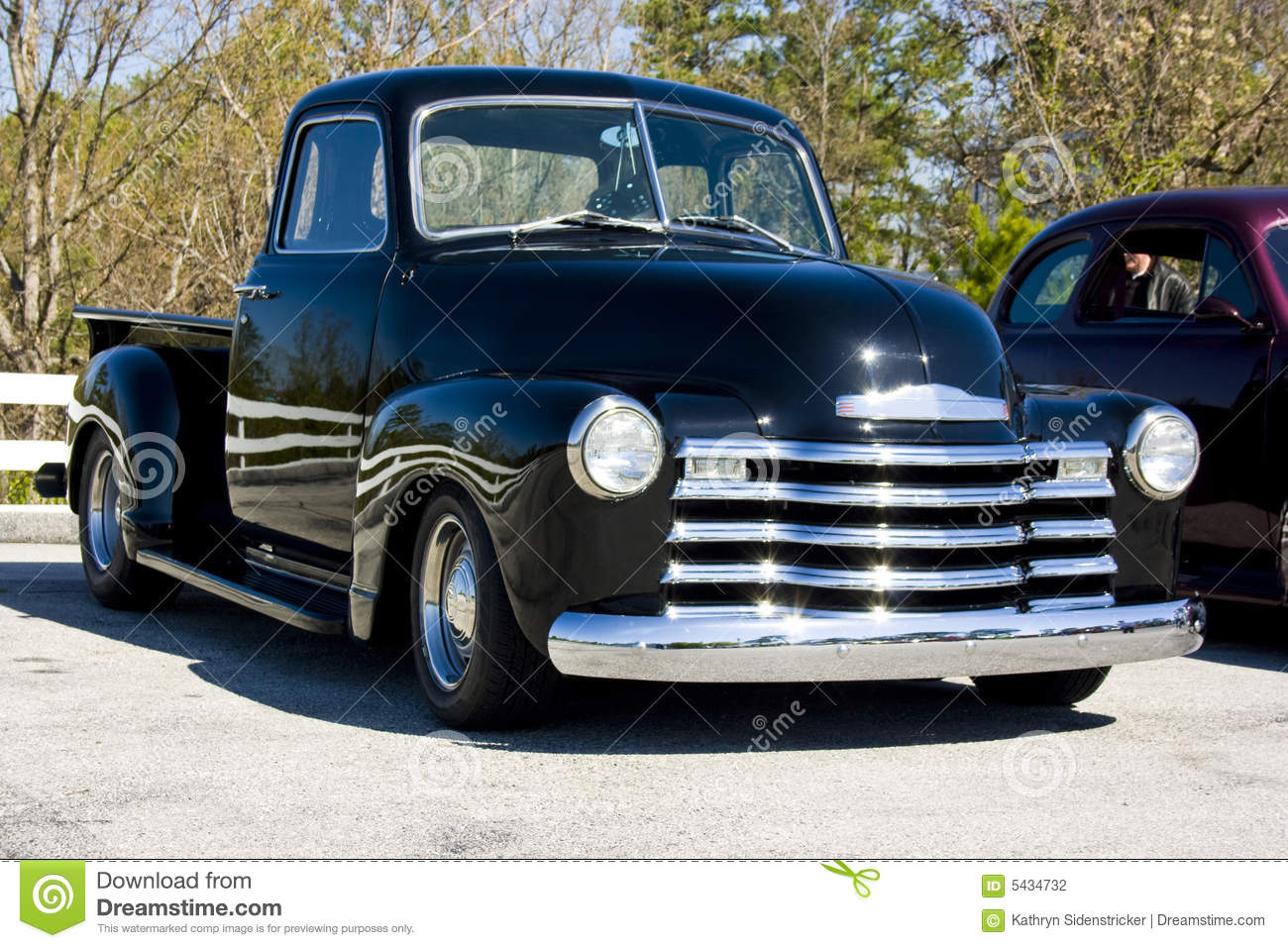 1950 Chevrolet Pickup Truck Stock Photo - Image of ...