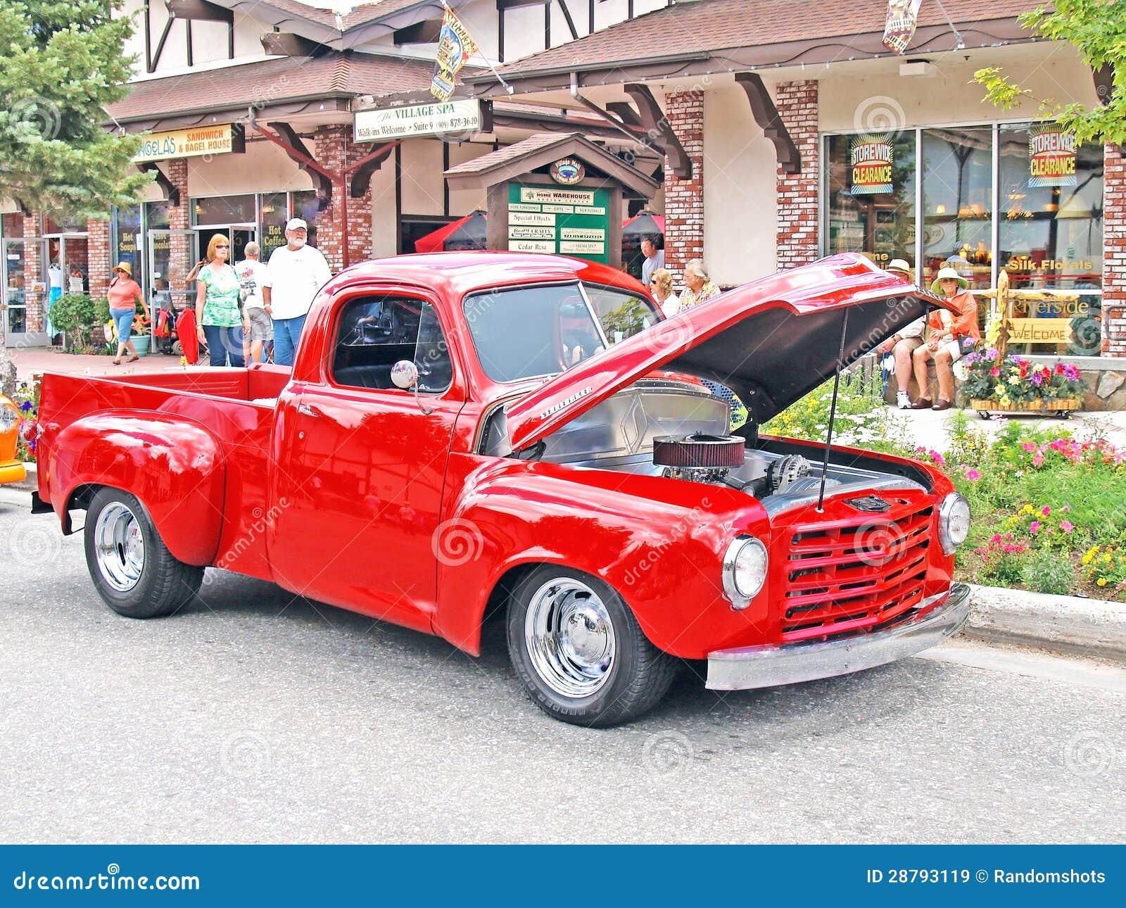 1951年Studebaker卡车