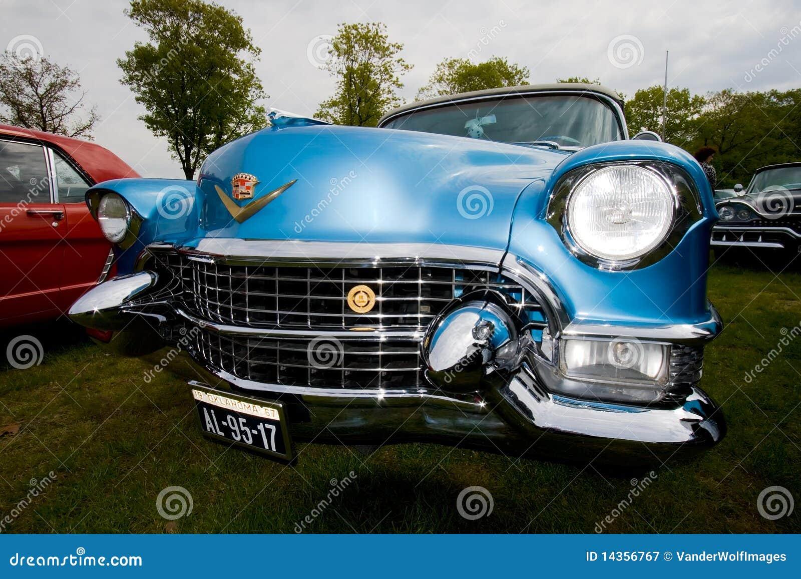 El Dorado Car >> 1955 Cadillac Eldorado Classic Car Editorial Photography - Image: 14356767