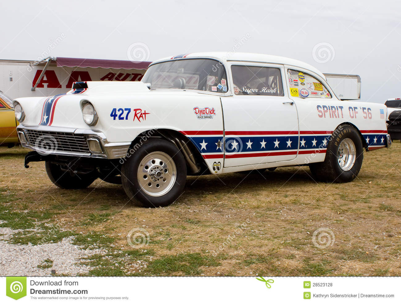 1956 Chevy Drag Car Editorial Stock Photo Image Of Event 28523128 1957 Bel Air