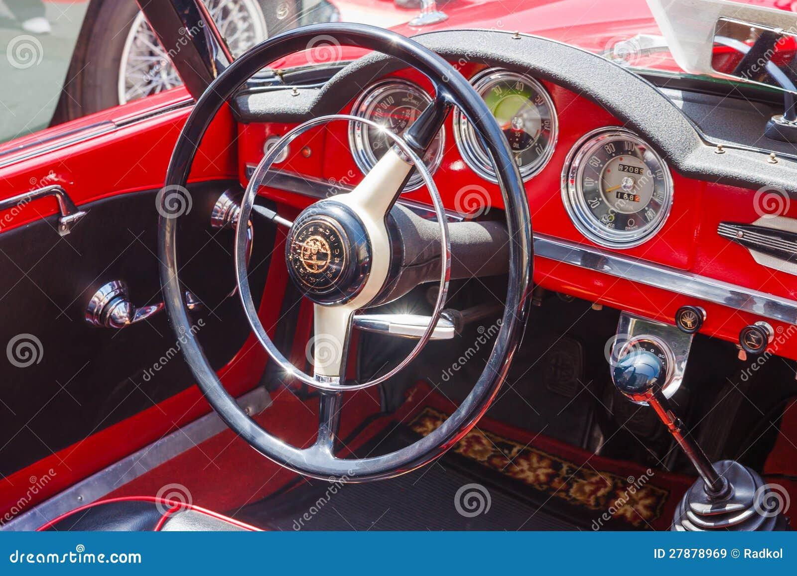 Alfa Romeo Giulietta Spider Veloce