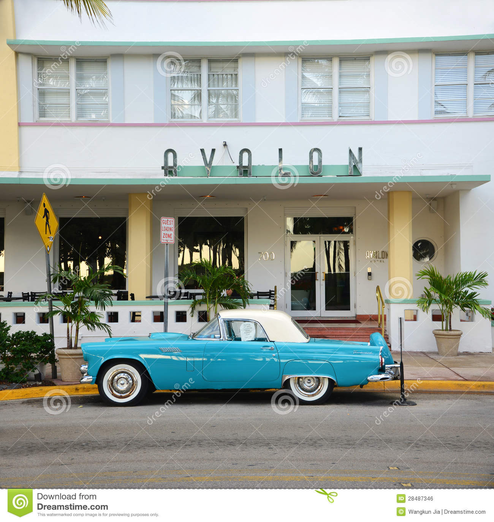 Miami Beach Thunderbird Hotel