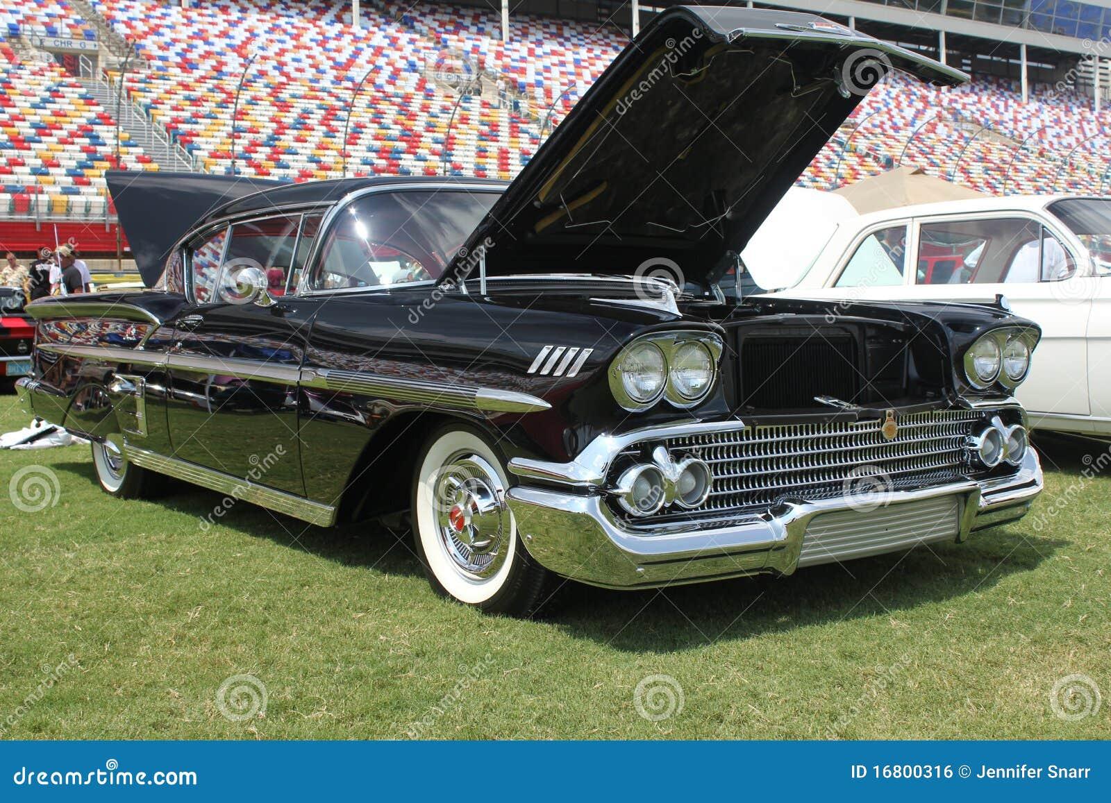 1958 Chevrolet Impala Classic Car Editorial Photo Image