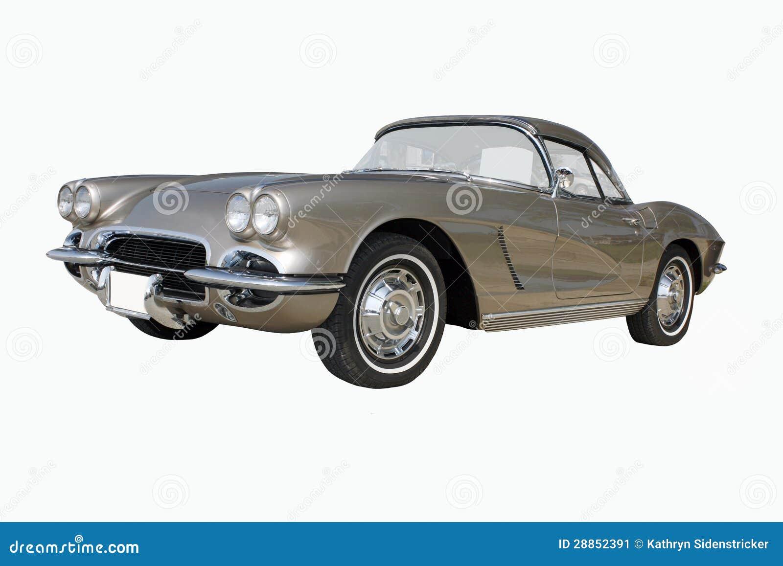 1962 Chevrolet Corvette Coupe