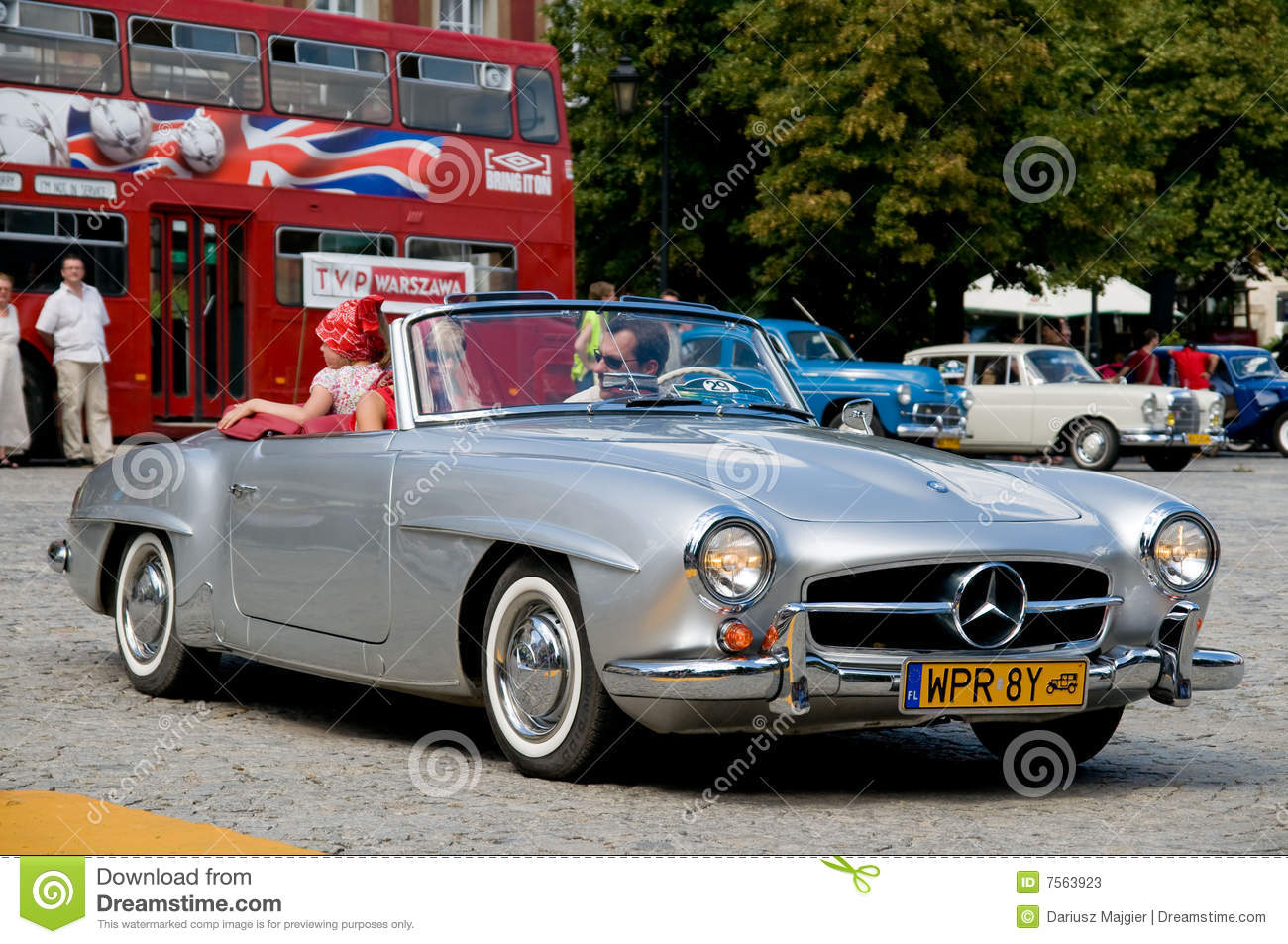 All Types 190 mercedes sl : 1962 Mercedes 190 SL editorial stock photo. Image of automobile ...