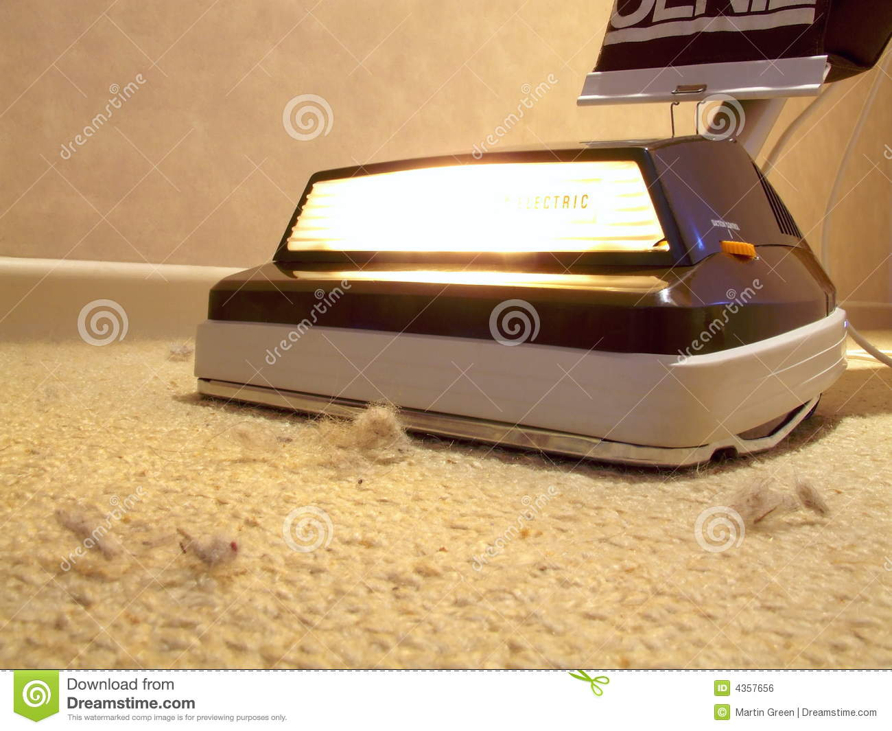 1980s Vacuum Cleaner Royalty Free Stock Image Image 4357656