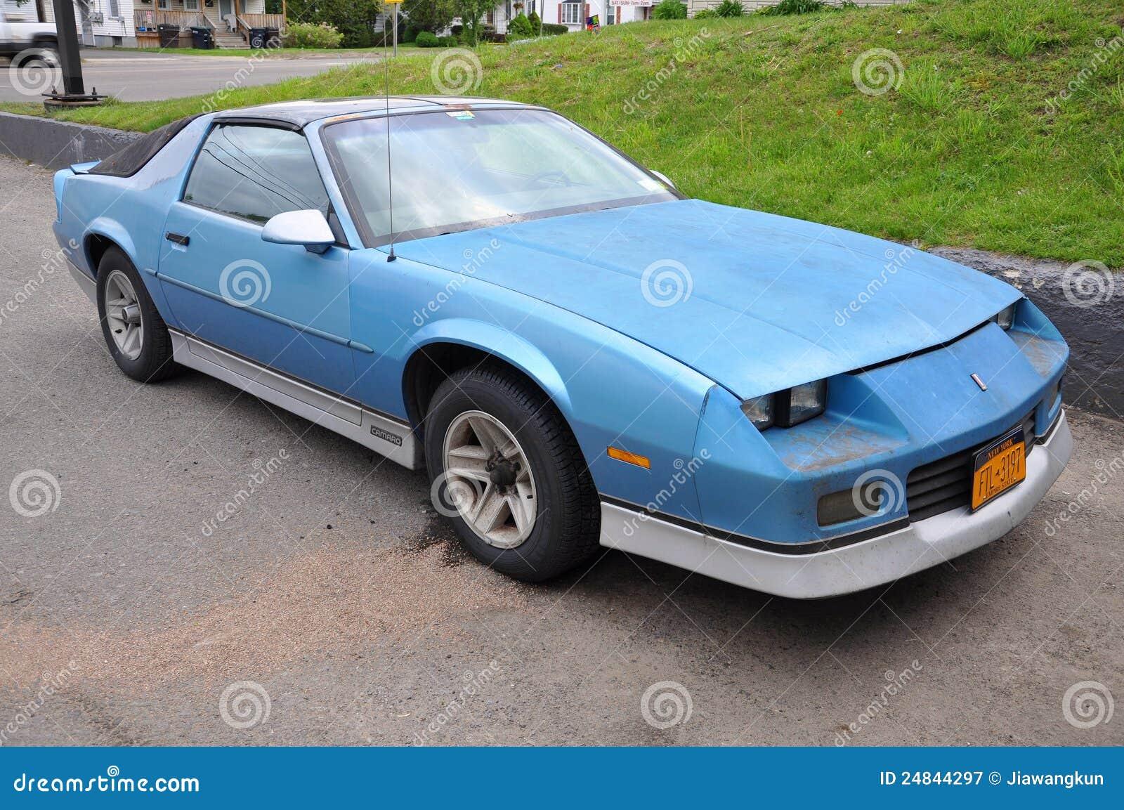 Camaro 1988 chevy camaro : 1988 Chevrolet Camaro Muscle Car Editorial Photography - Image ...