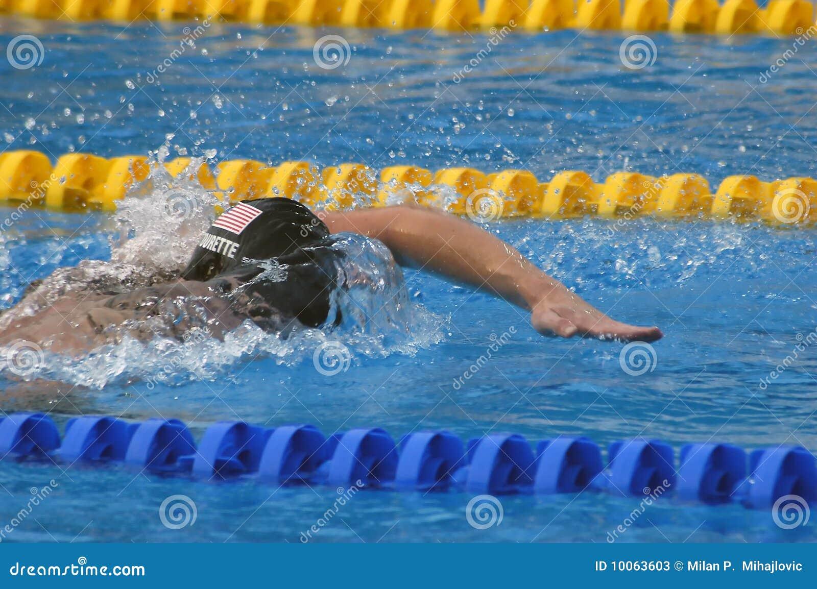 2ö Universiade Belgrado 2009 - natação