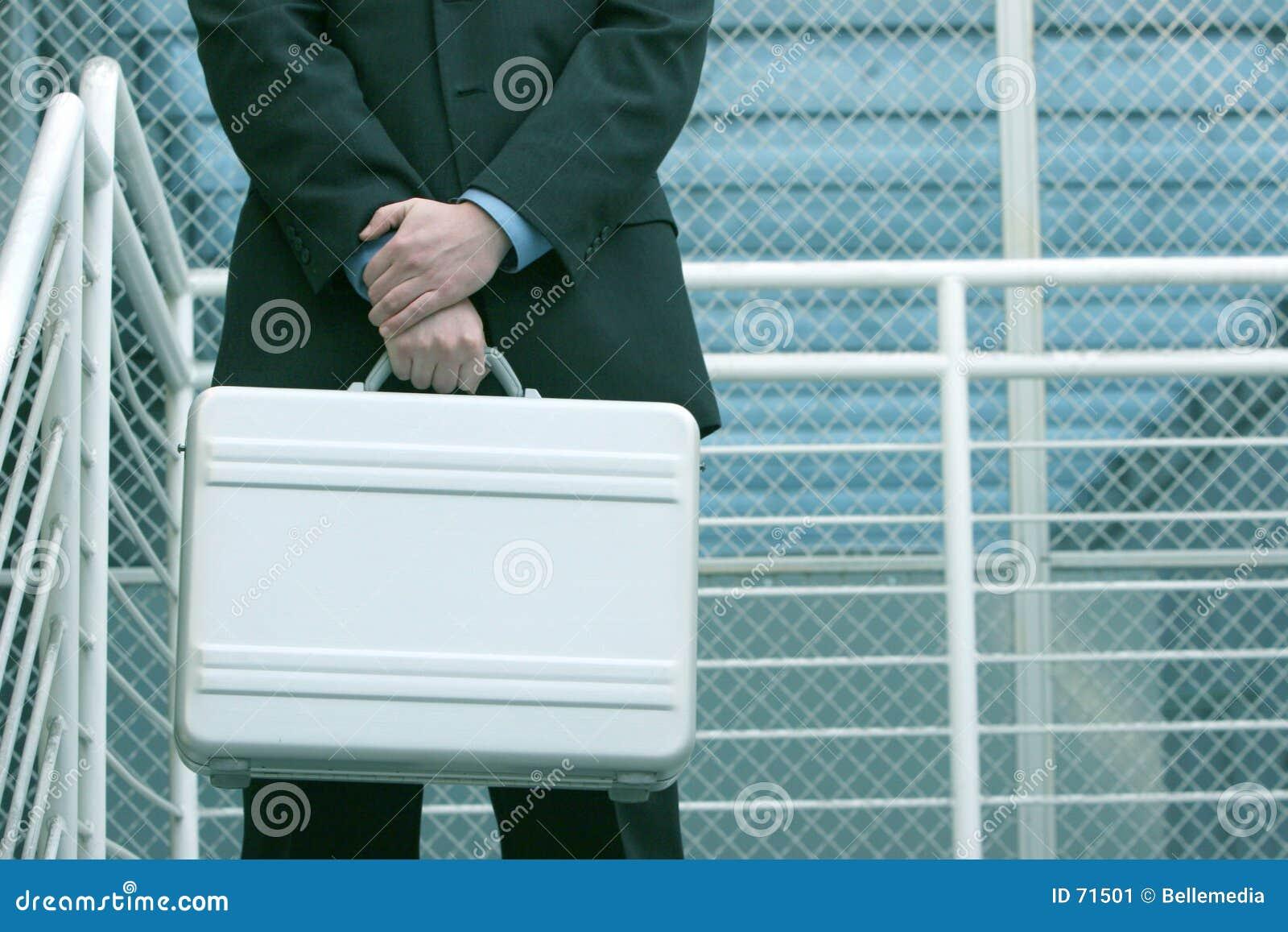 2个公文包商业