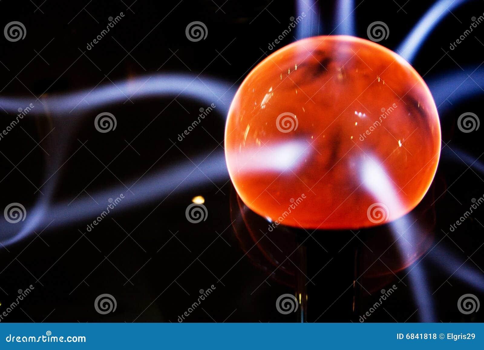 2个球能源等离子