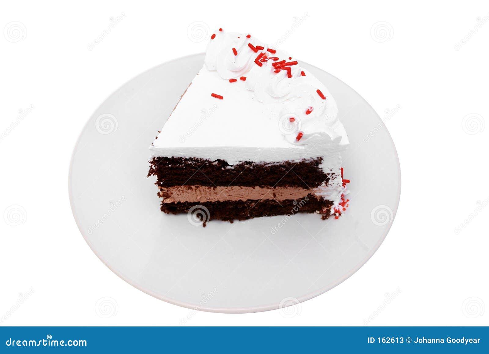 2个蛋糕片式