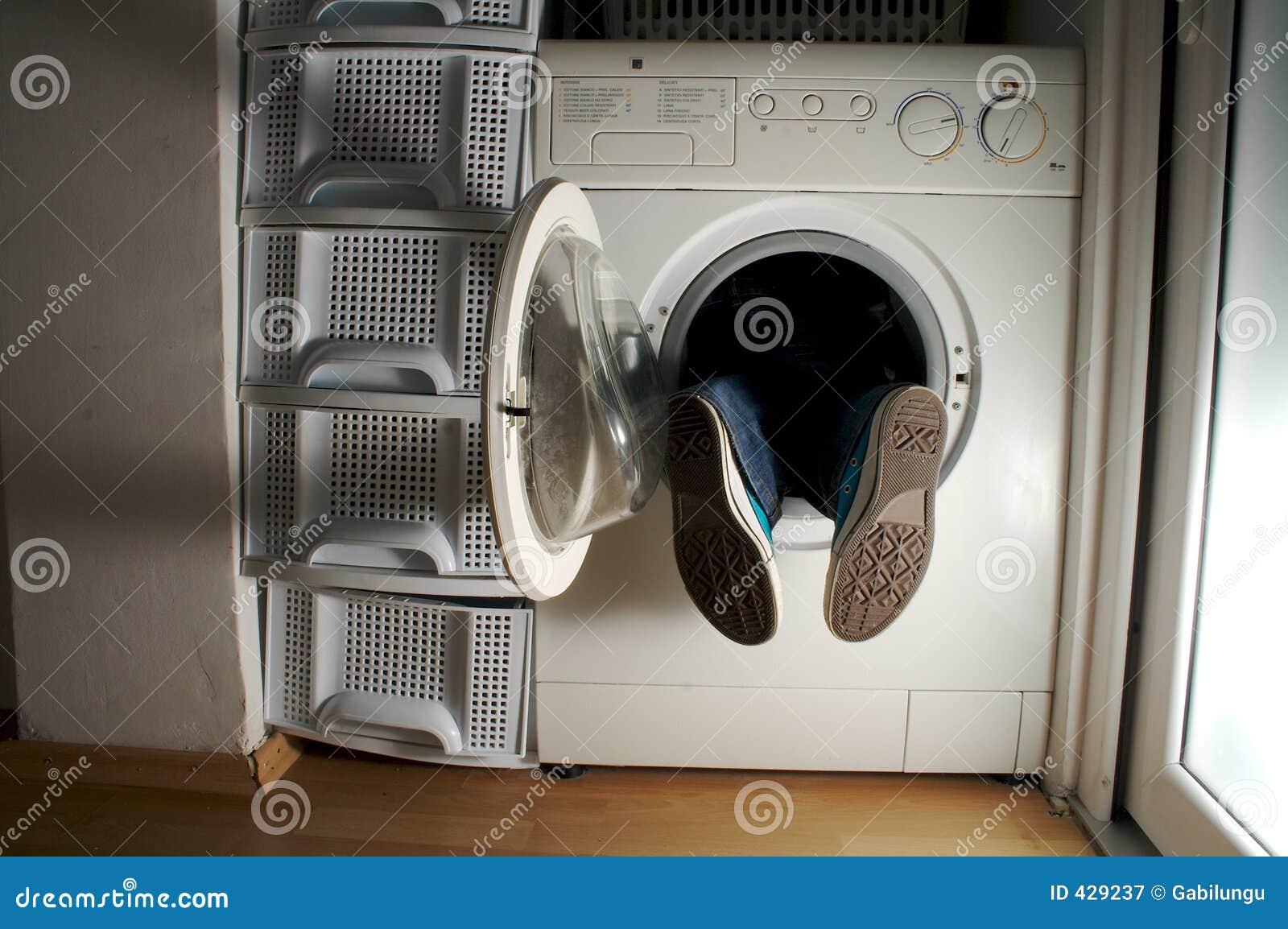 2个设备洗涤物