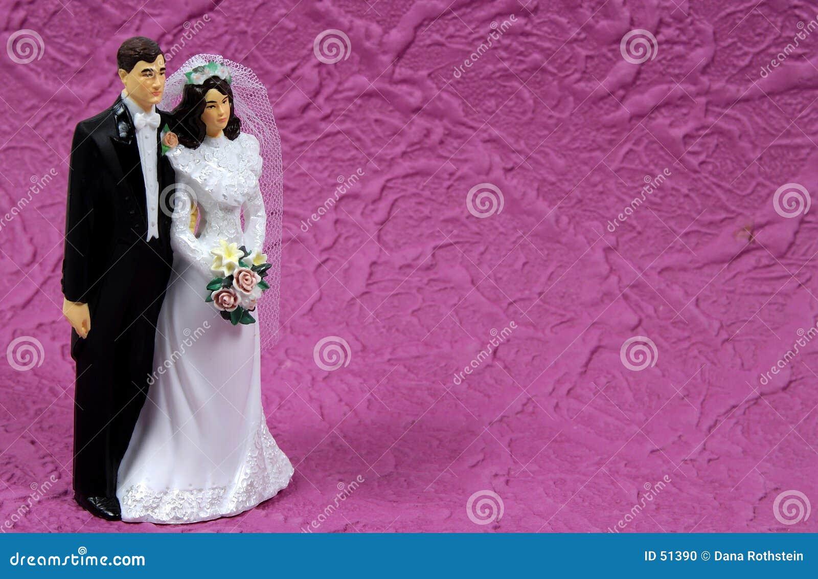 2件装饰品婚礼