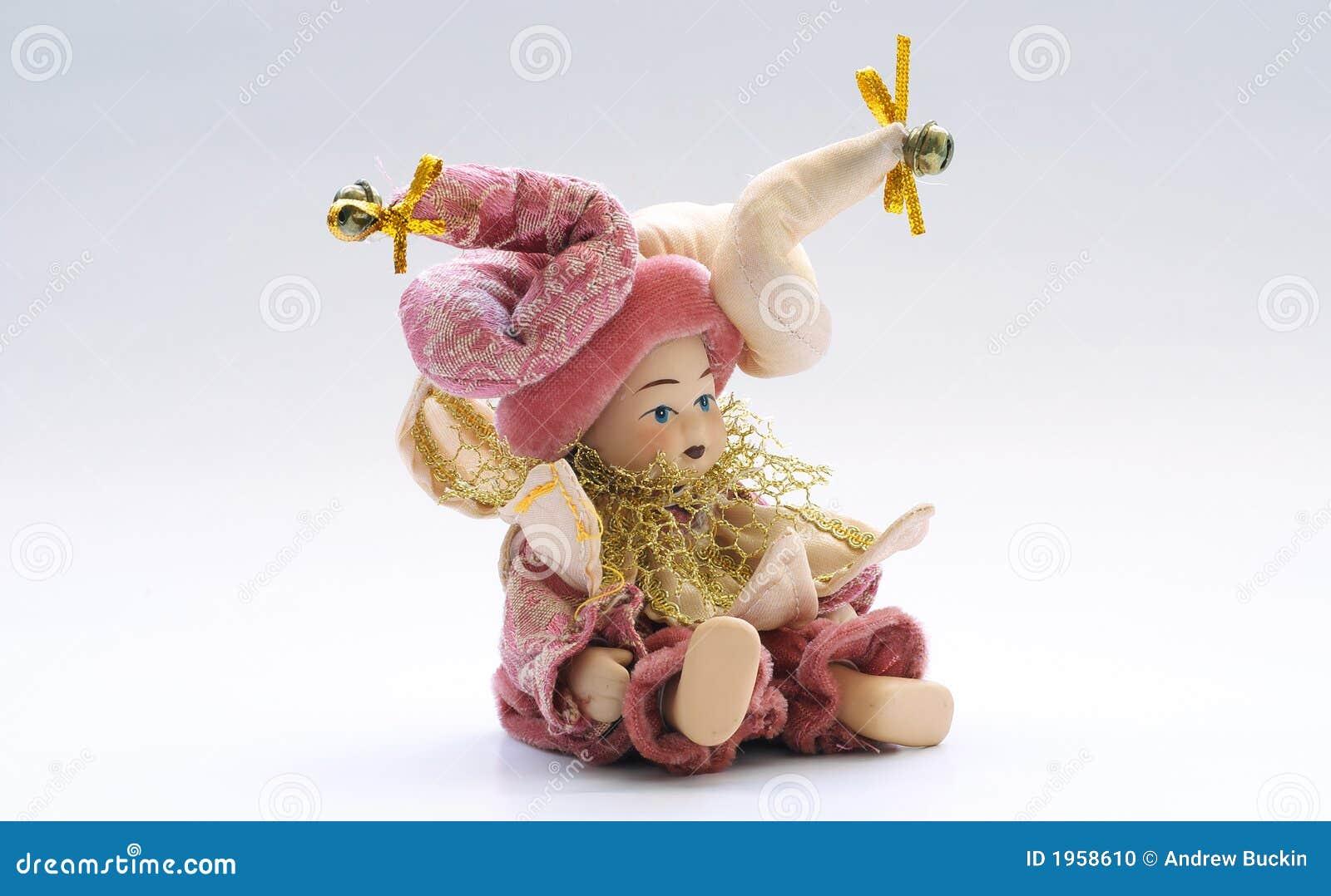 2威尼斯式的玩偶