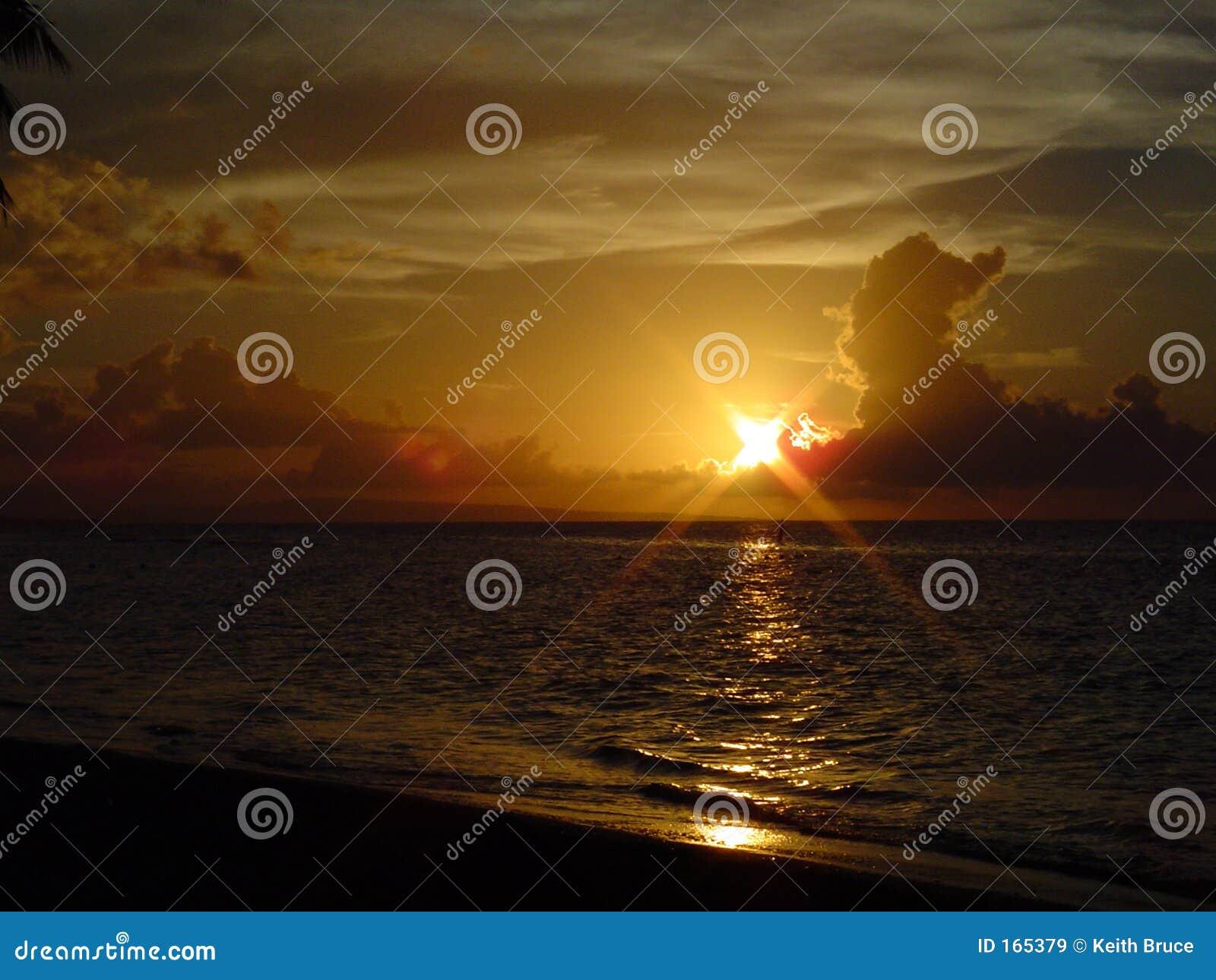 2完美日落