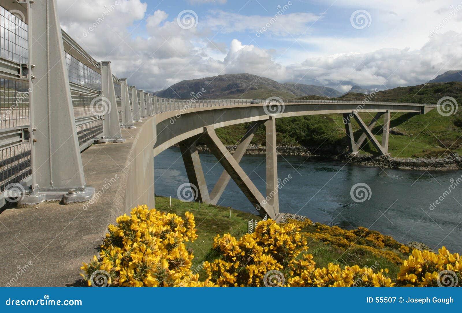 2座桥梁kylesku