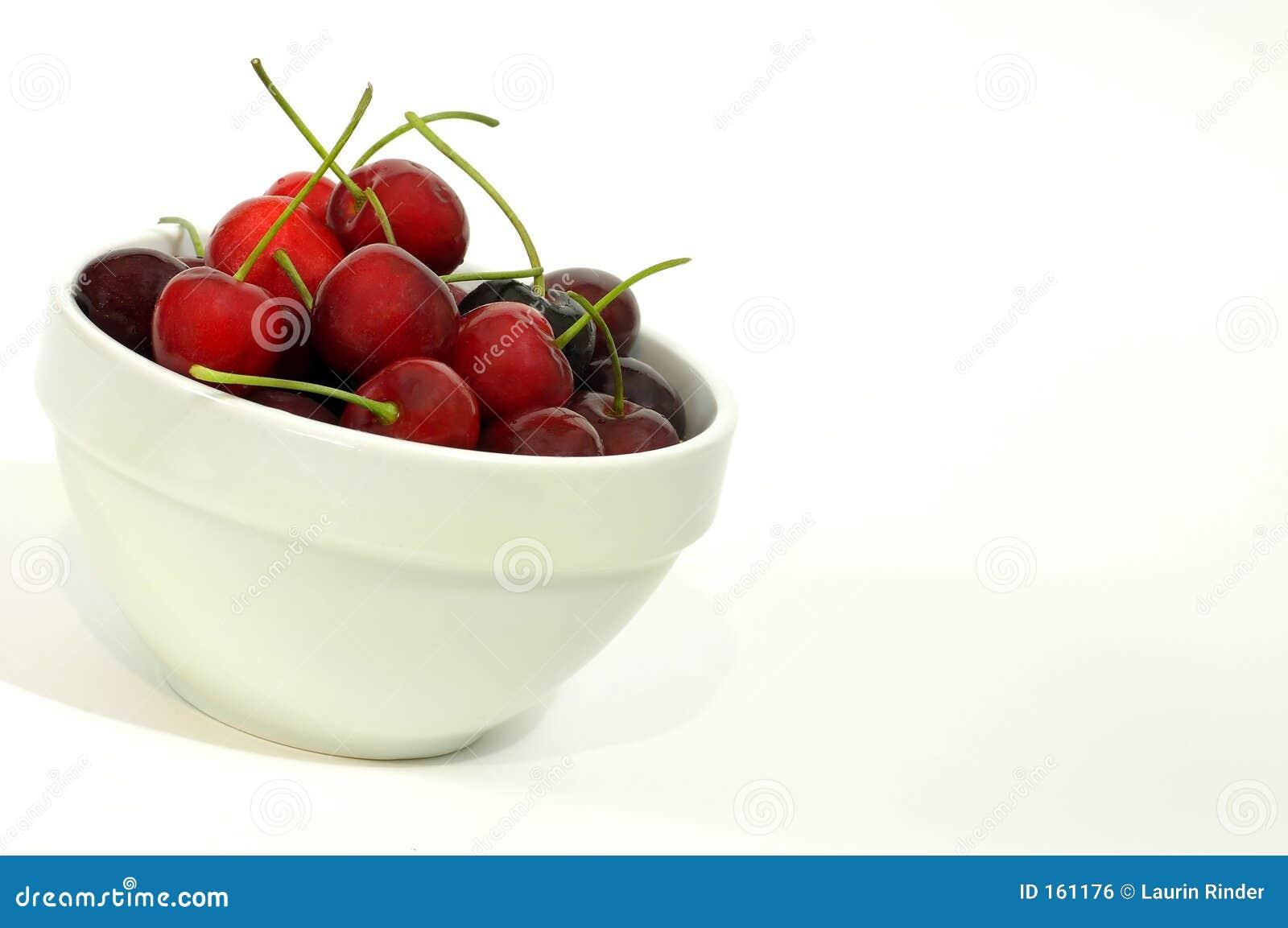 2棵碗樱桃