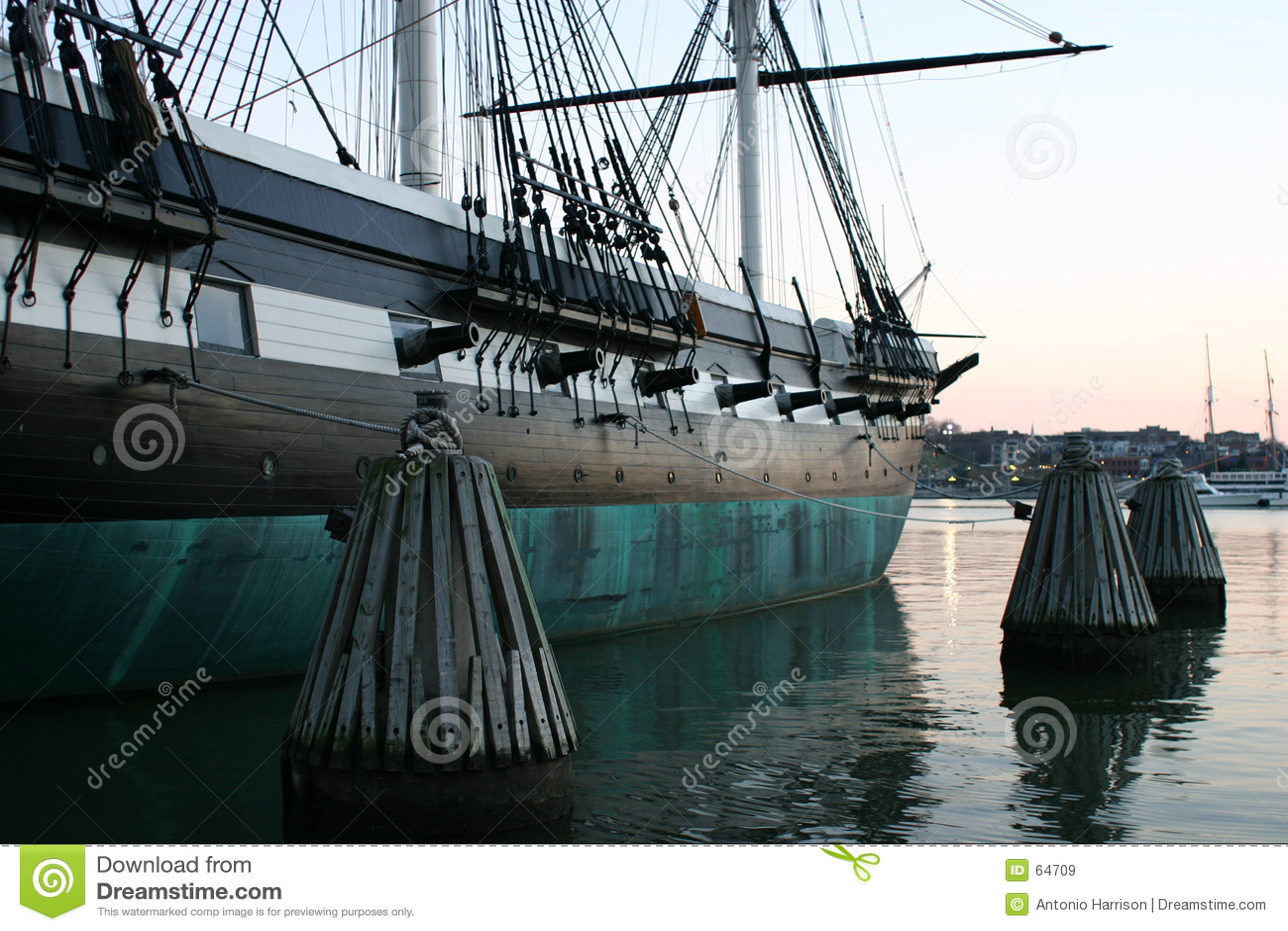 2殖民地船
