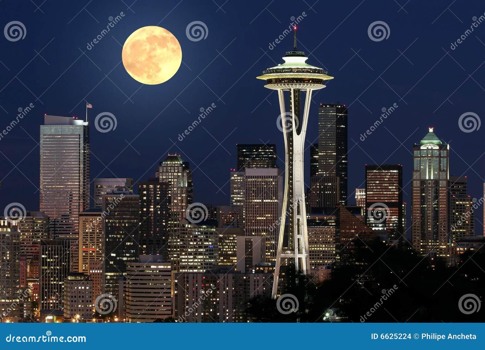 2满月西雅图