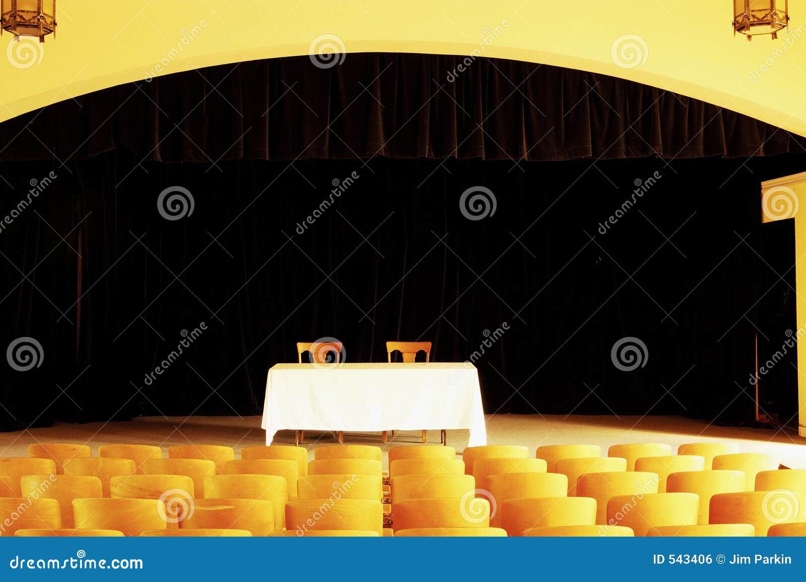Download 2空的剧院 库存照片. 图片 包括有 戏院, 椅子, 作用, 有历史, 位子, 招待, 投影, 严重, 靠山 - 543406