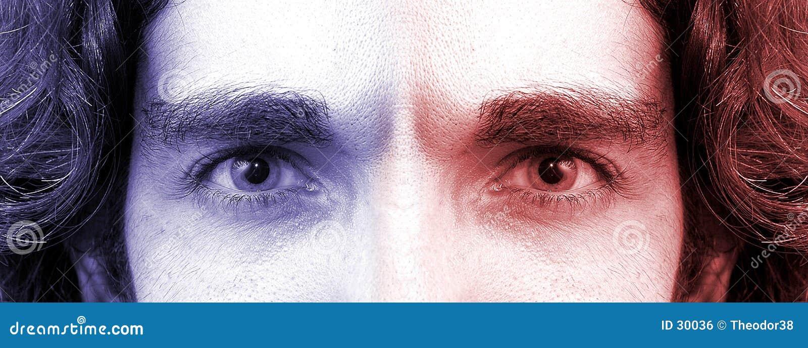 2 ögon