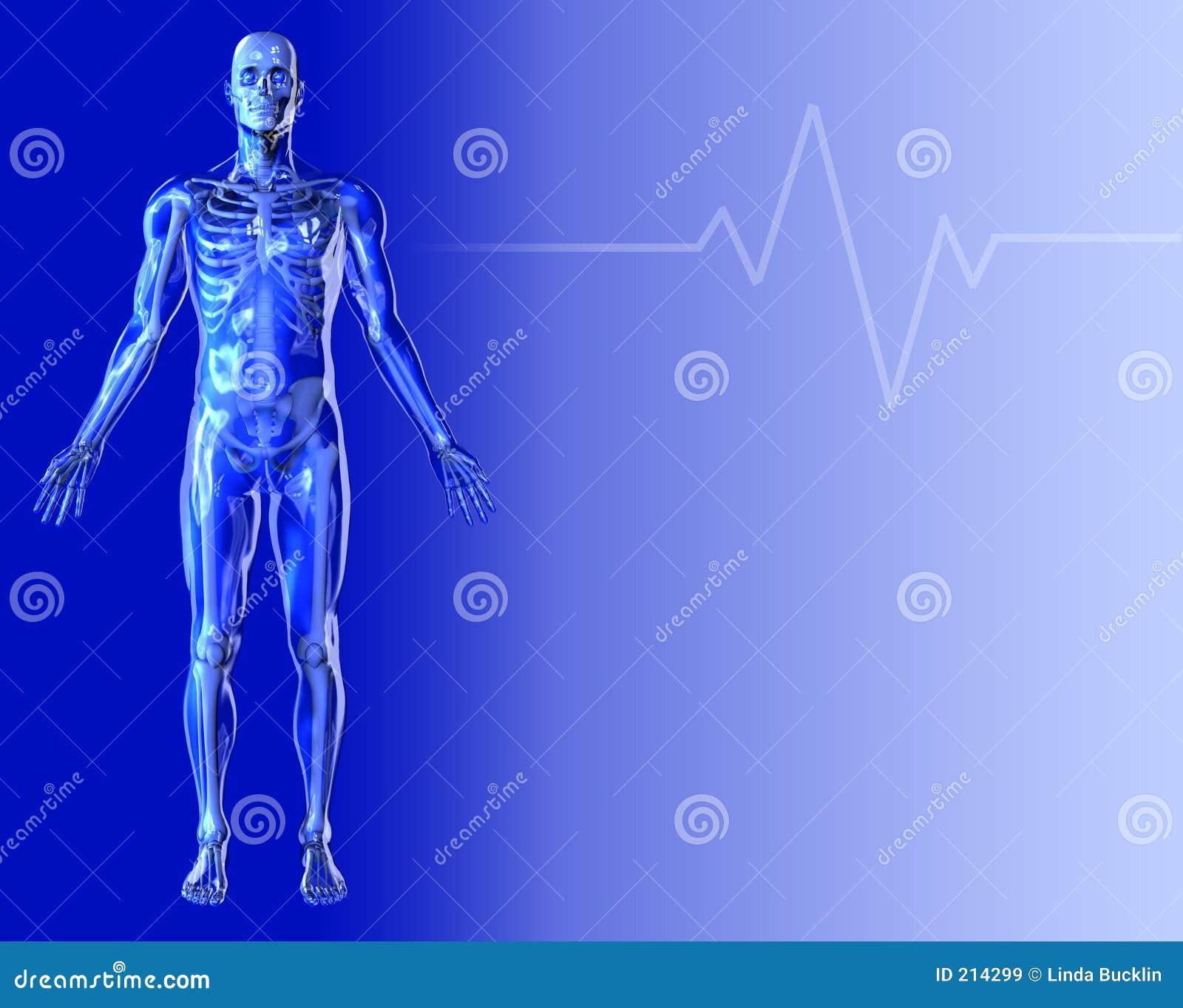 2 μπλε ιατρικός ανασκόπησης