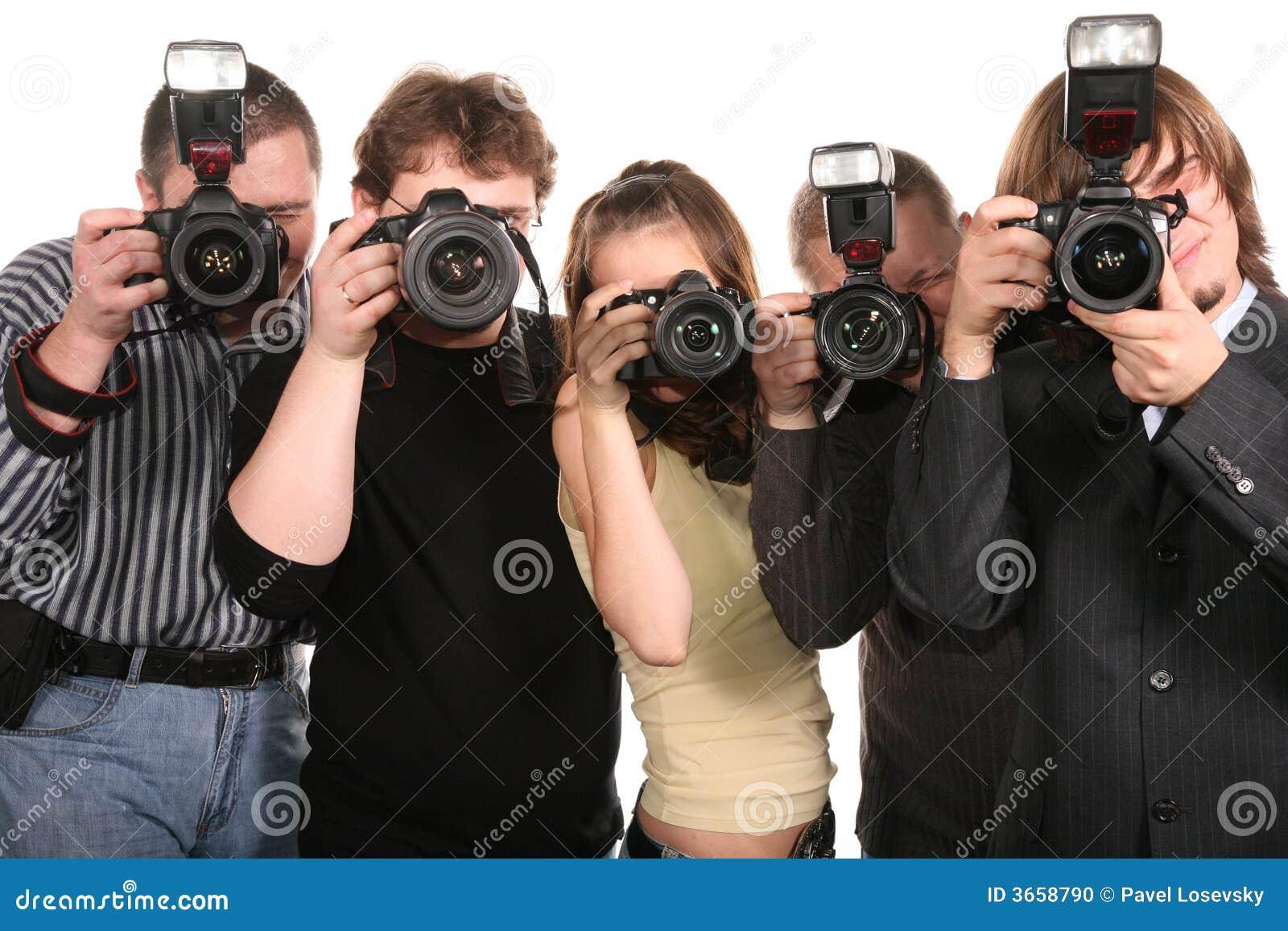 2 πέντε φωτογράφοι