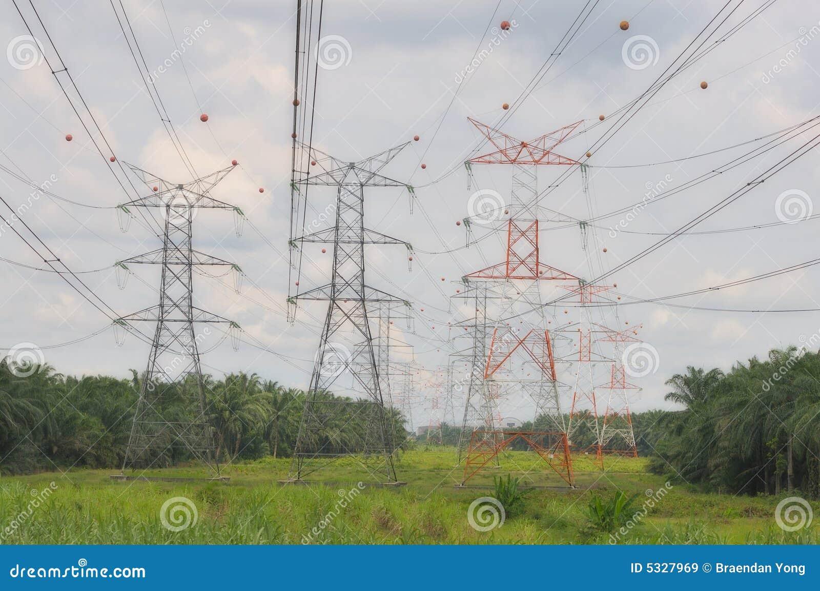 2 σειρές ισχύος δικτύου