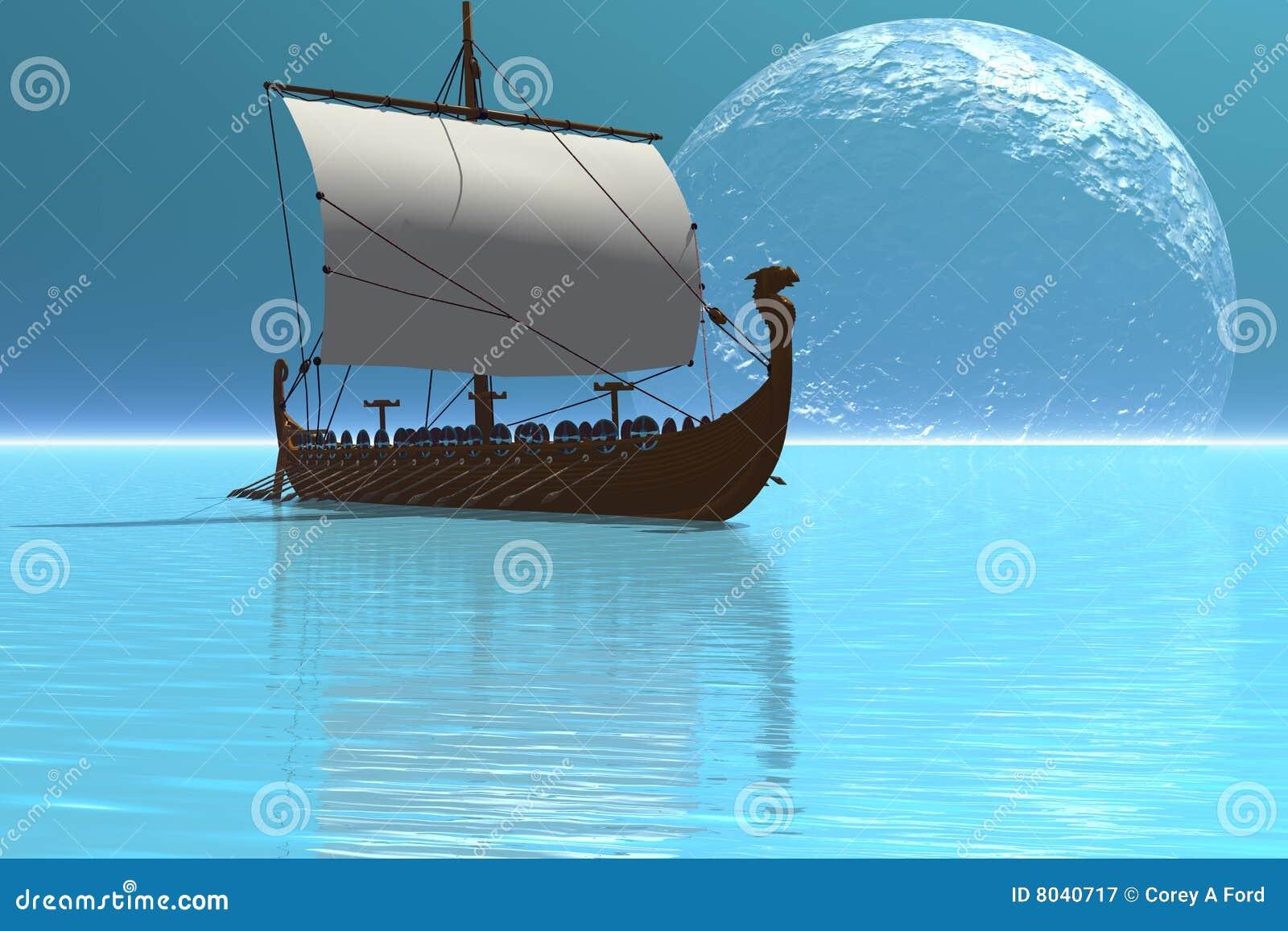 2 σκάφος Βίκινγκ